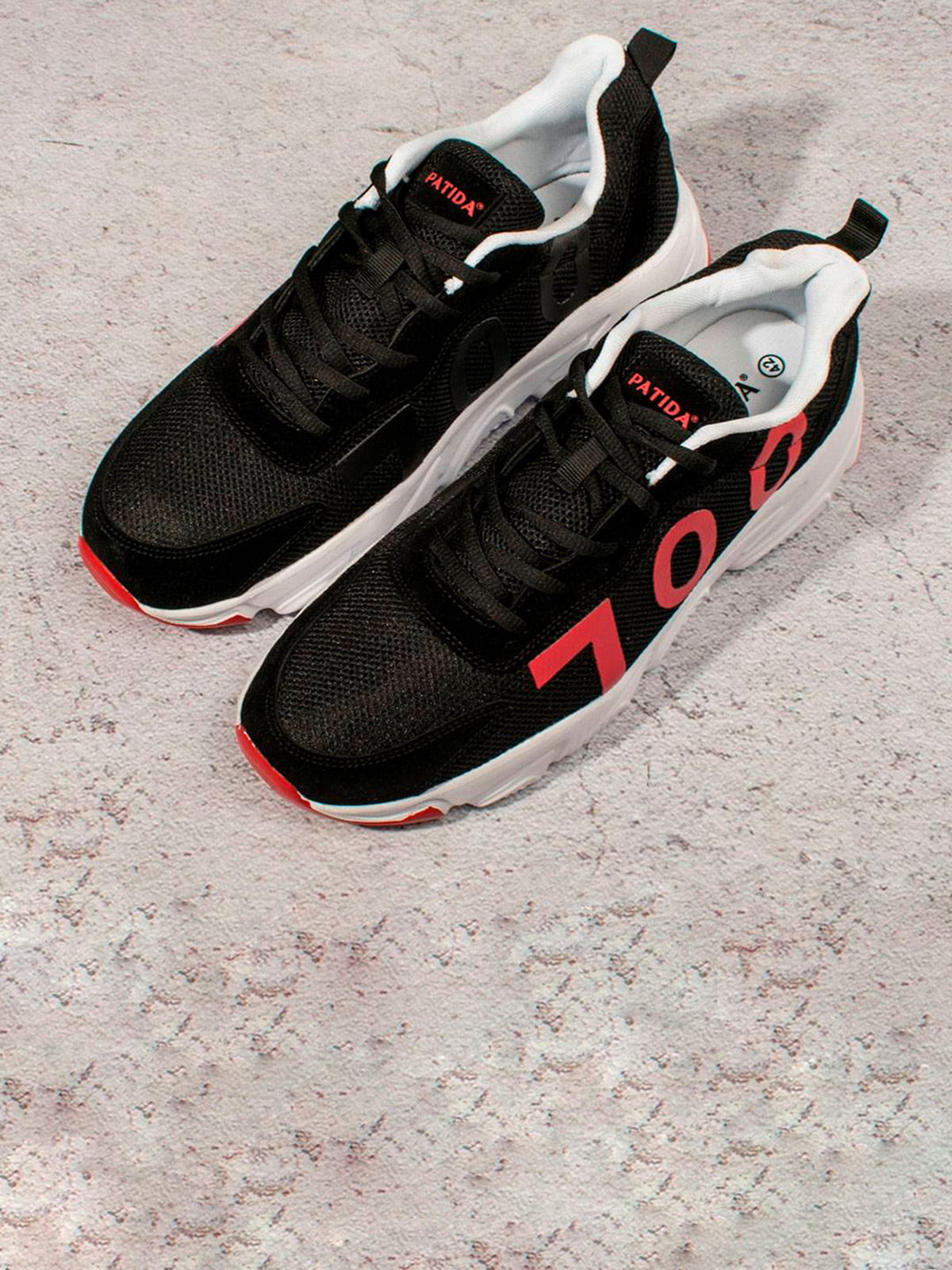 Кросівки чорні | 5643266