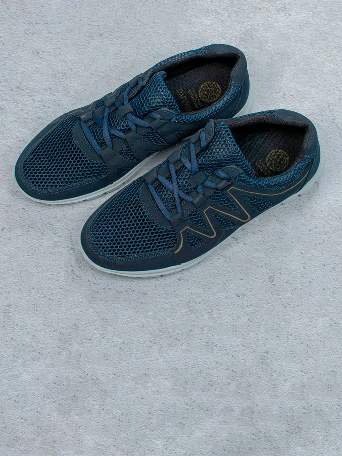 Кроссовки синие | 5643366