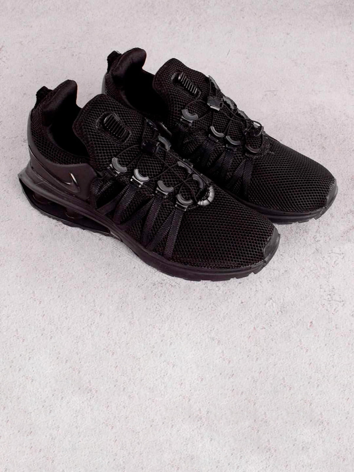 Кроссовки черные | 5643508