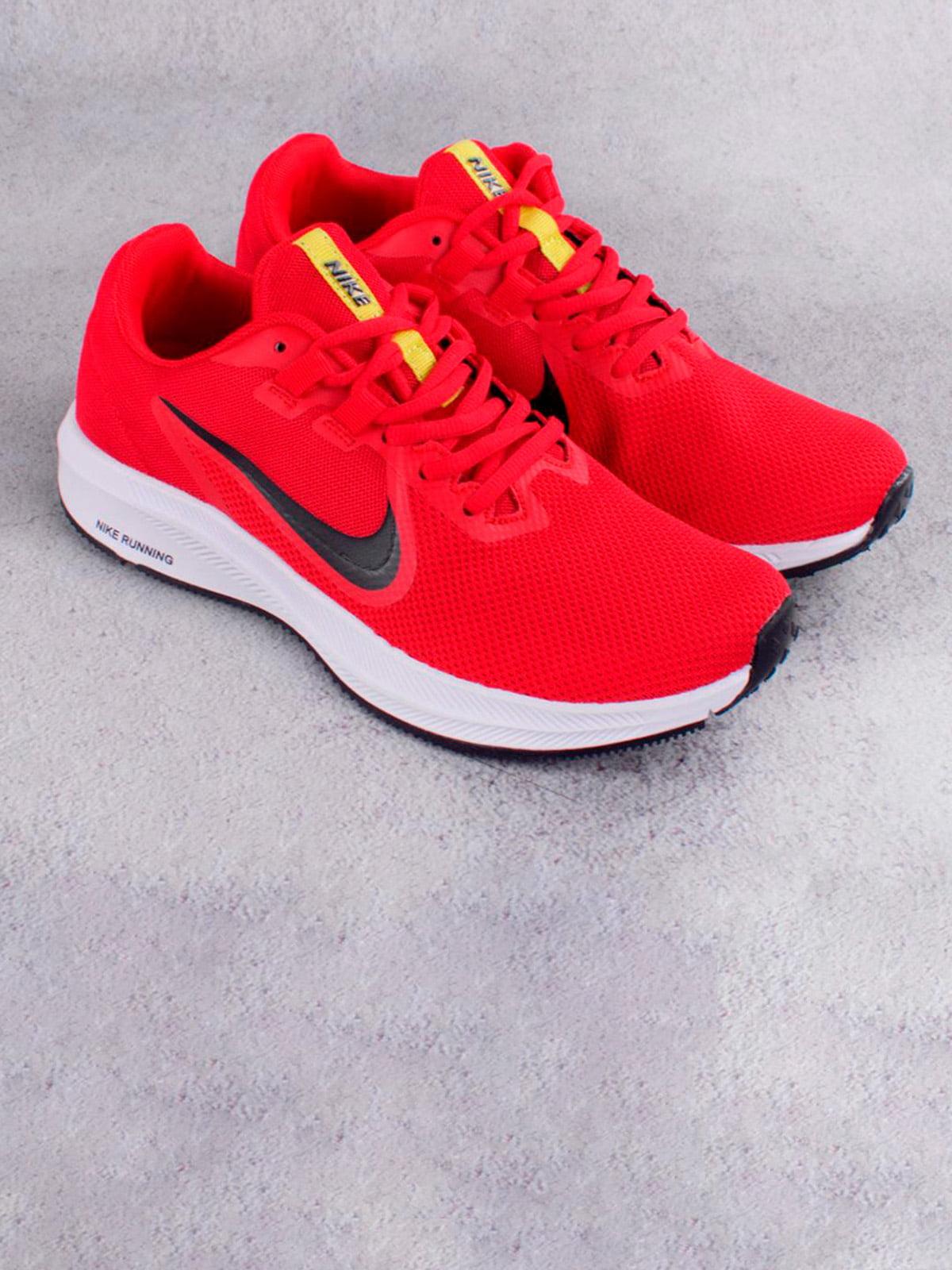 Кроссовки красные   5643712