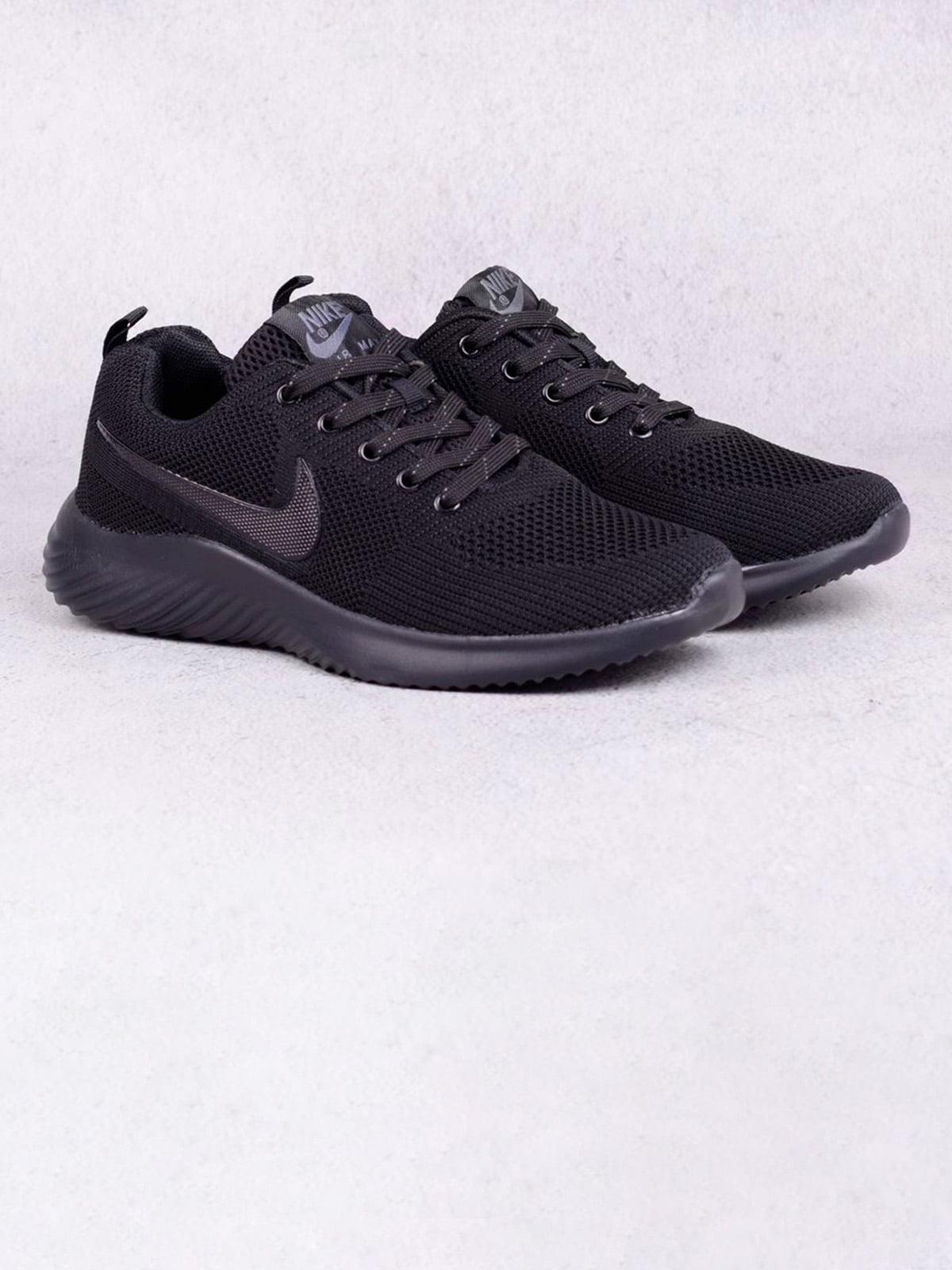 Кроссовки черные | 5644028