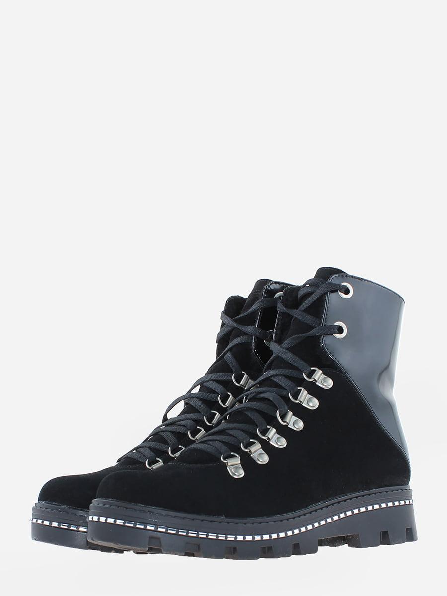 Черевики чорні | 5666574