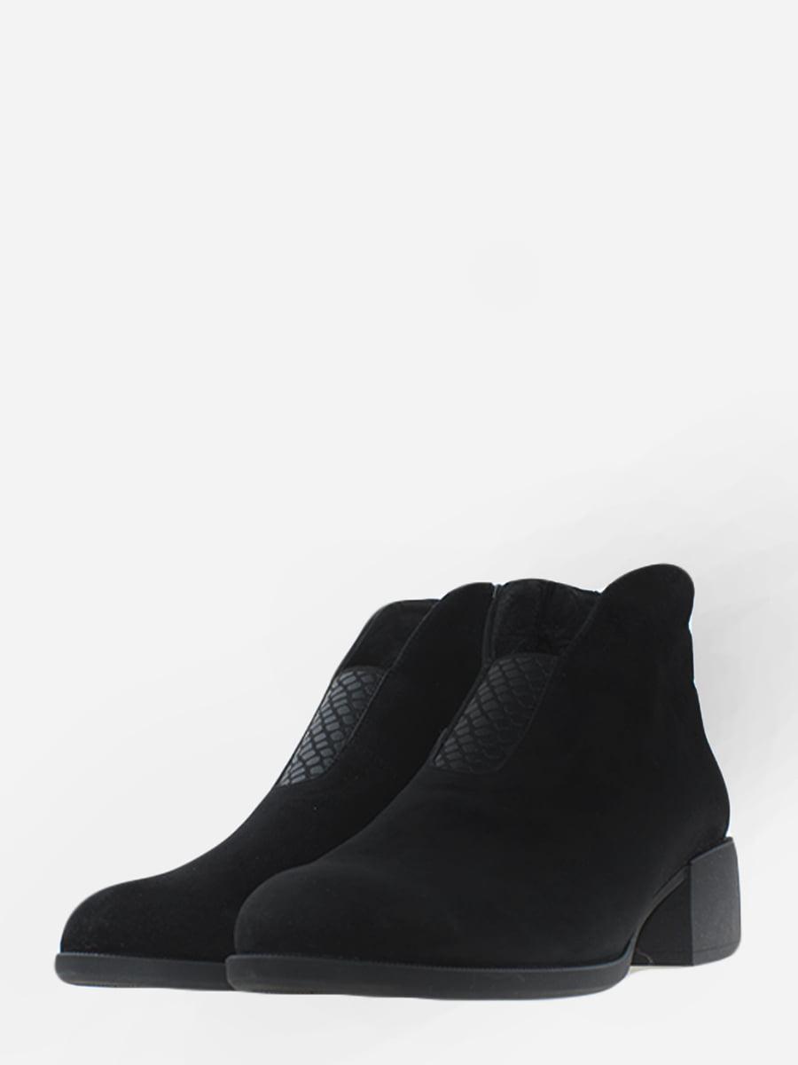 Черевики чорні | 5656576