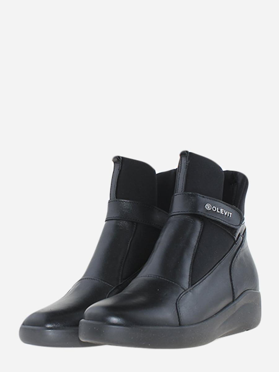 Черевики чорні | 5666520