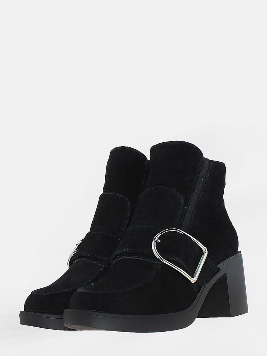 Черевики чорні | 5666531