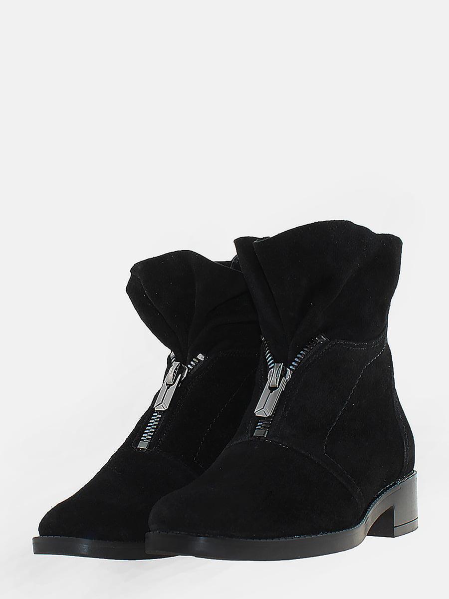Черевики чорні | 5666553