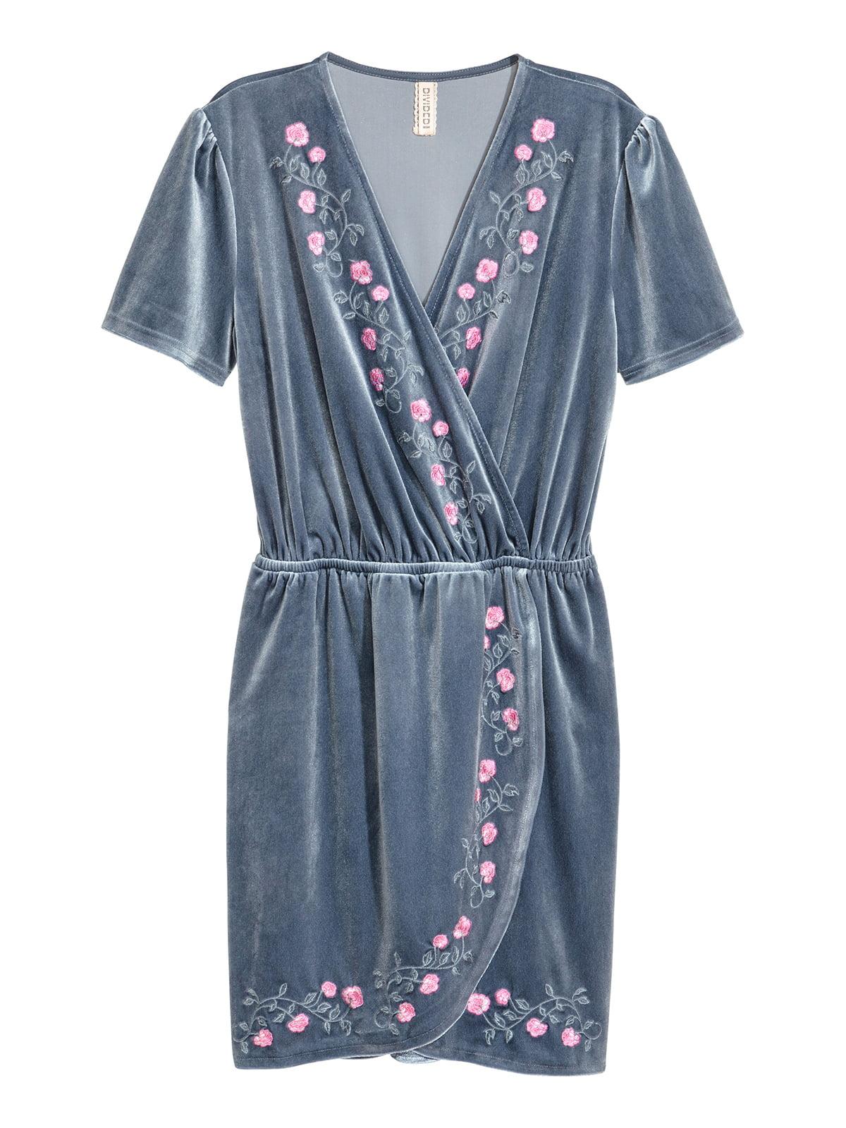 Сукня блакитна   4955192