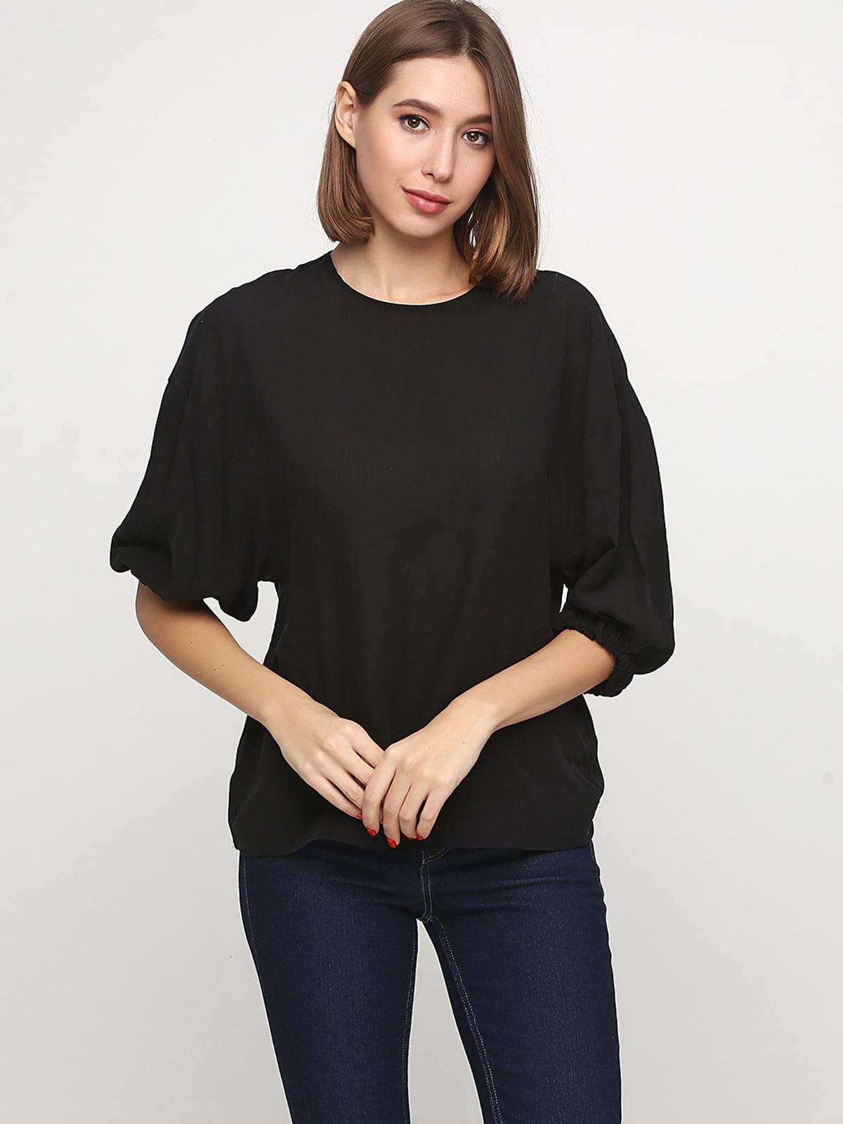 Блуза чорна | 4956242