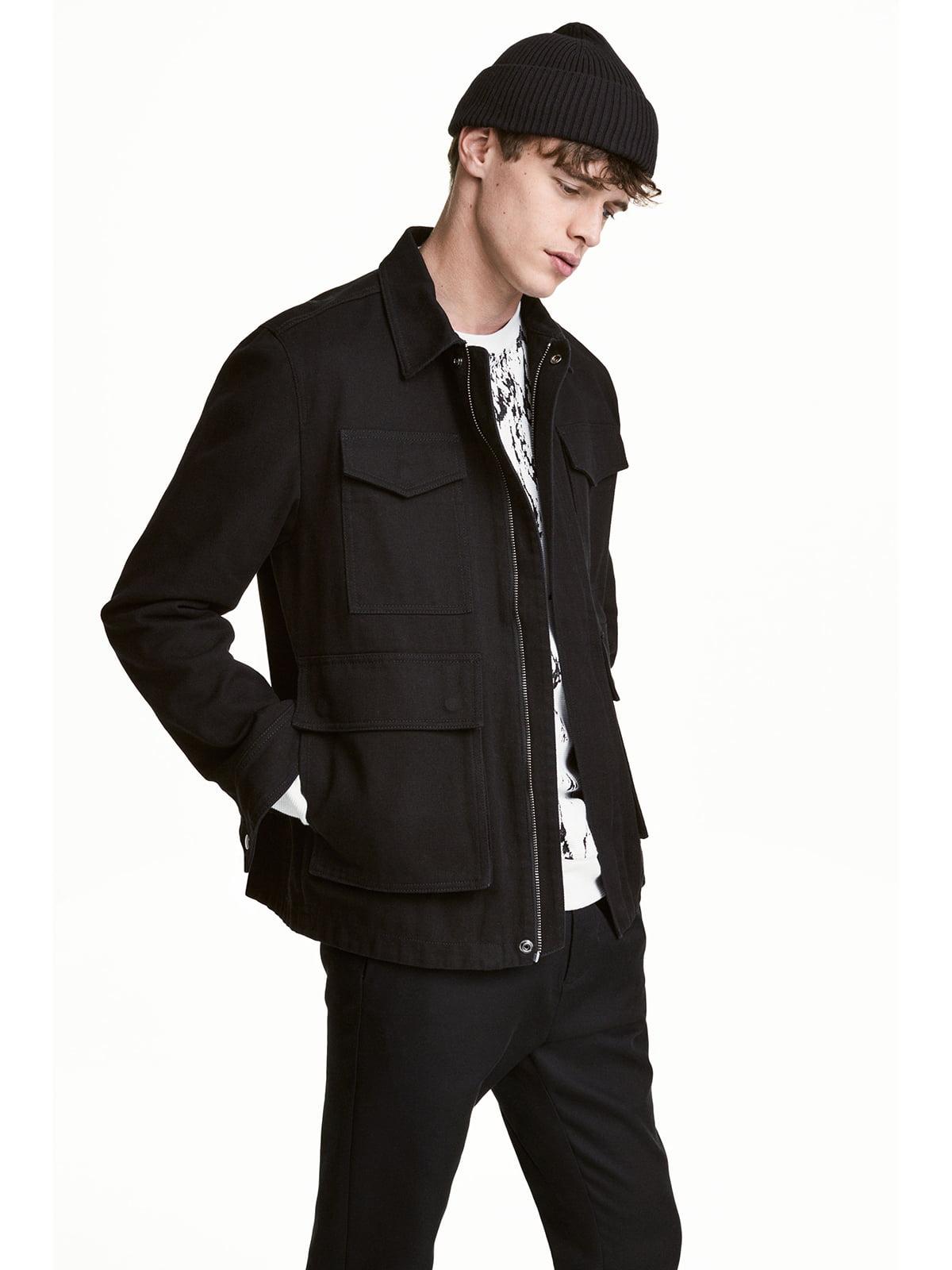 Куртка черная | 5235362