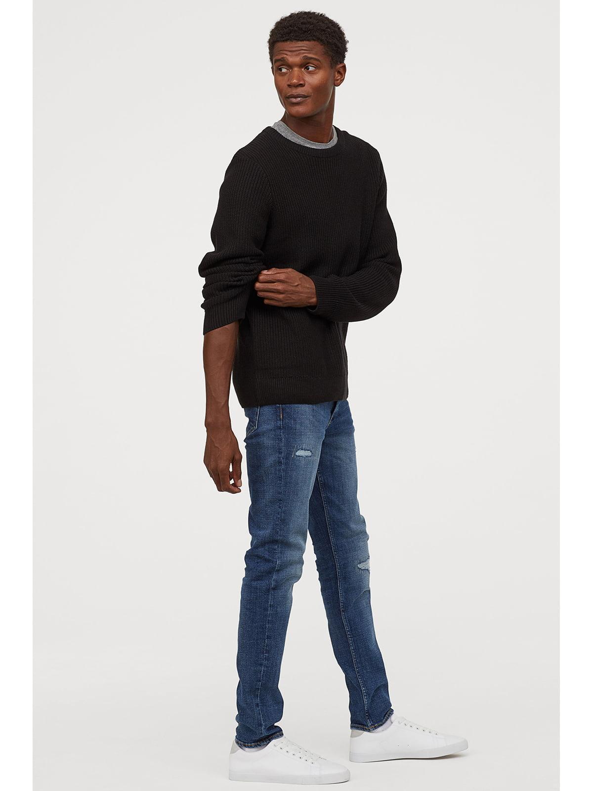 Джемпер черный | 5239257