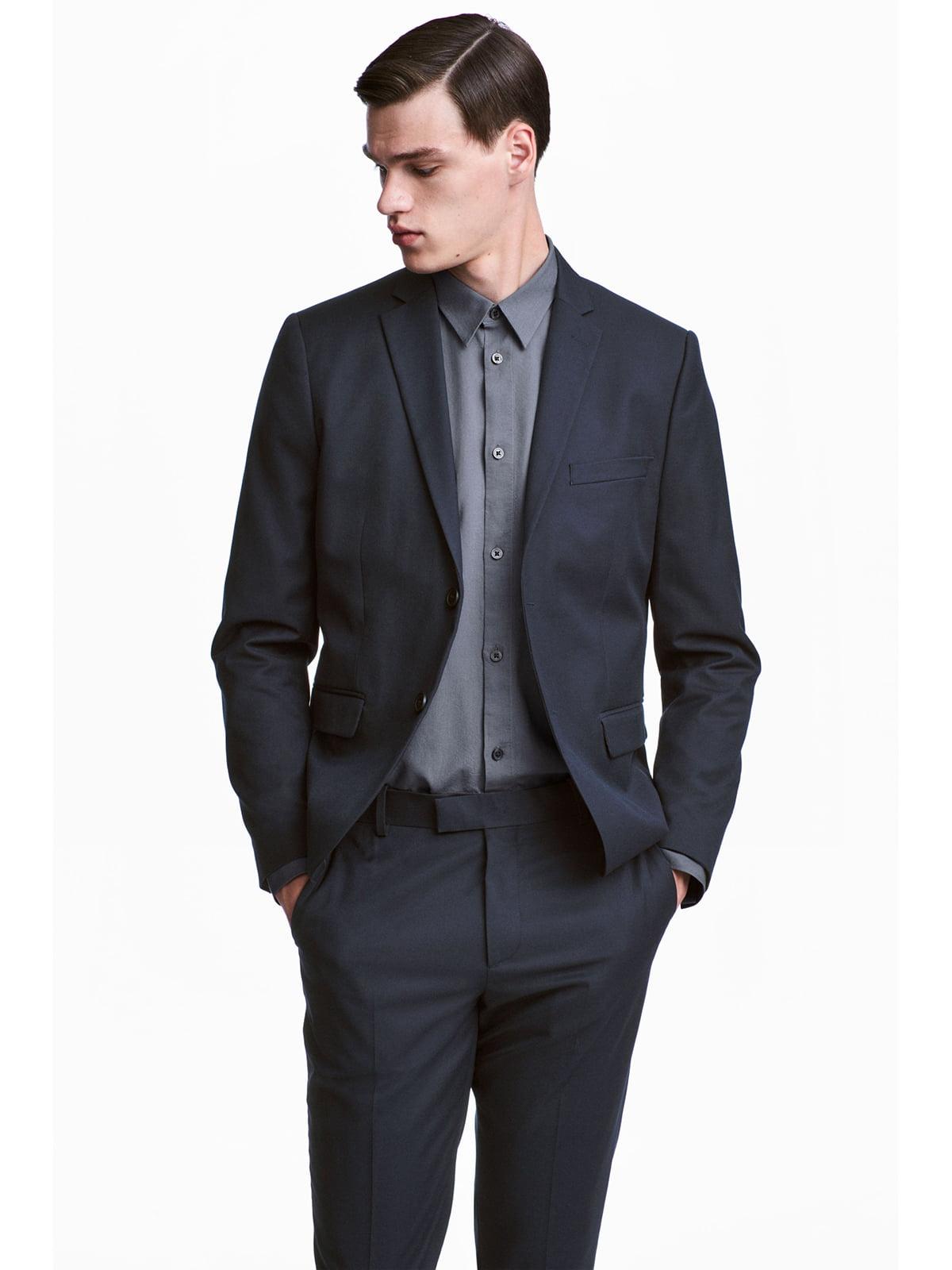 Піджак темно-синій | 5239913