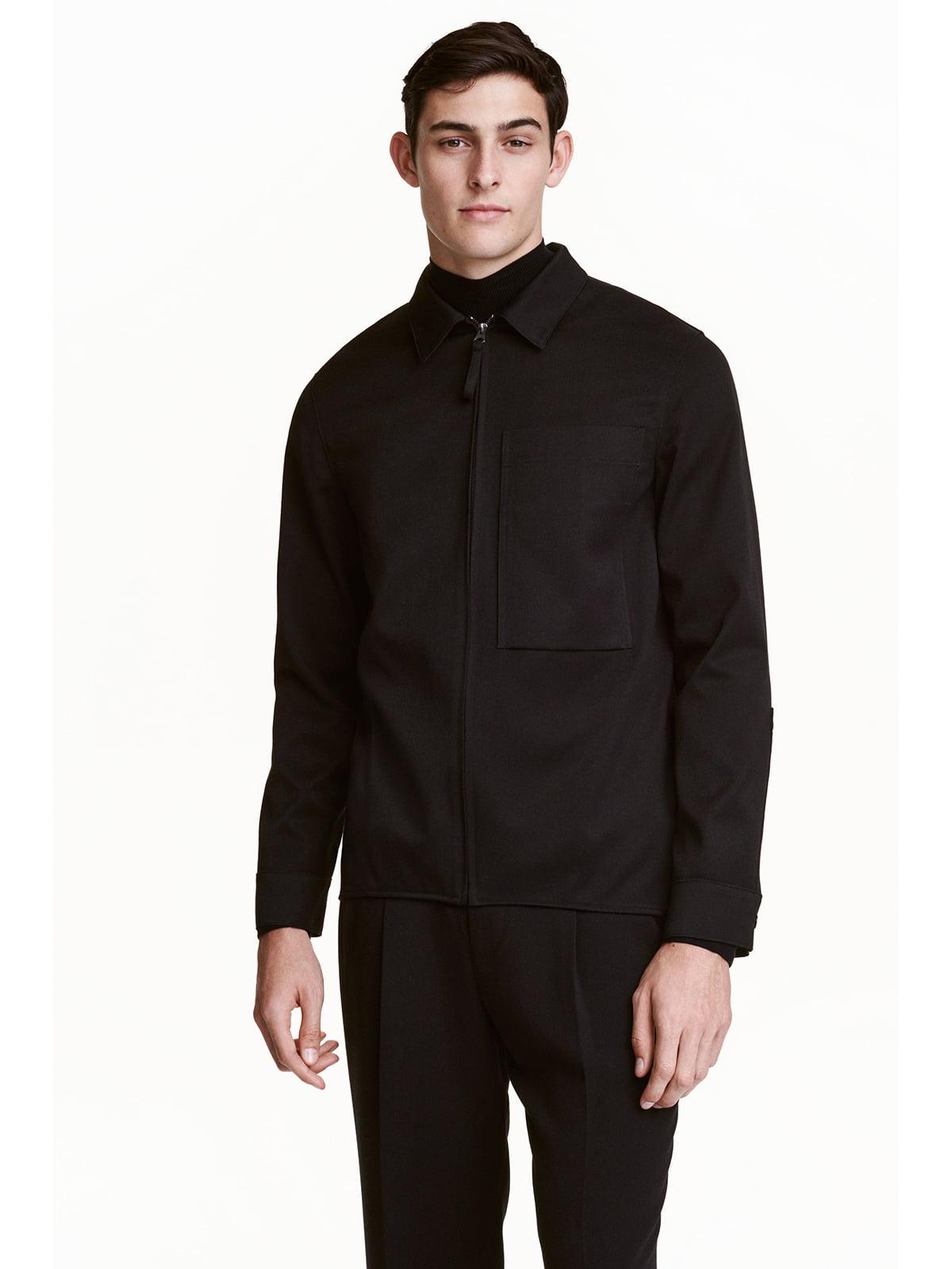 Куртка черная | 5240529