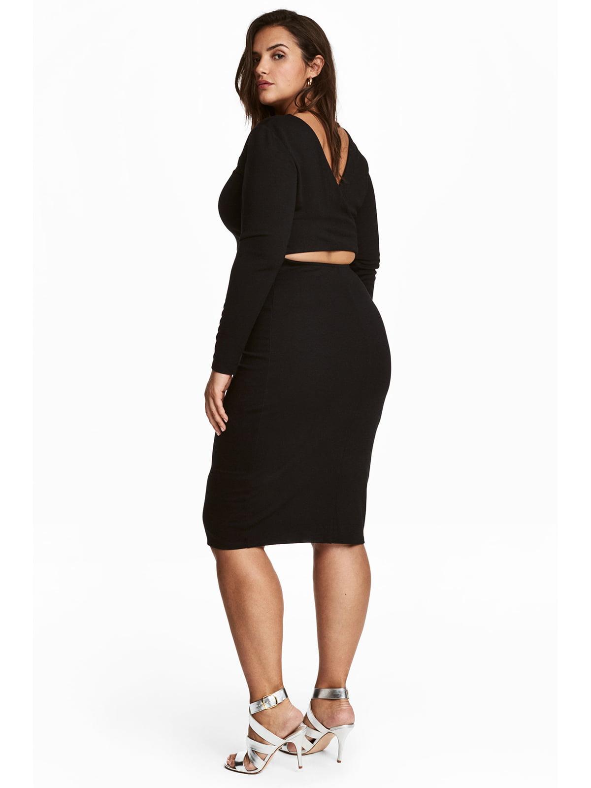 Платье черное | 5240915