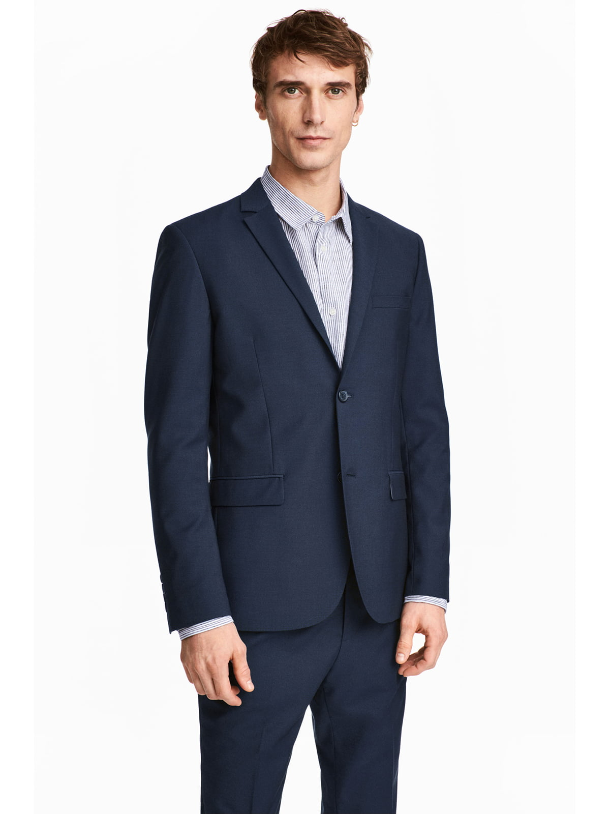 Пиджак темно-синий | 5666737