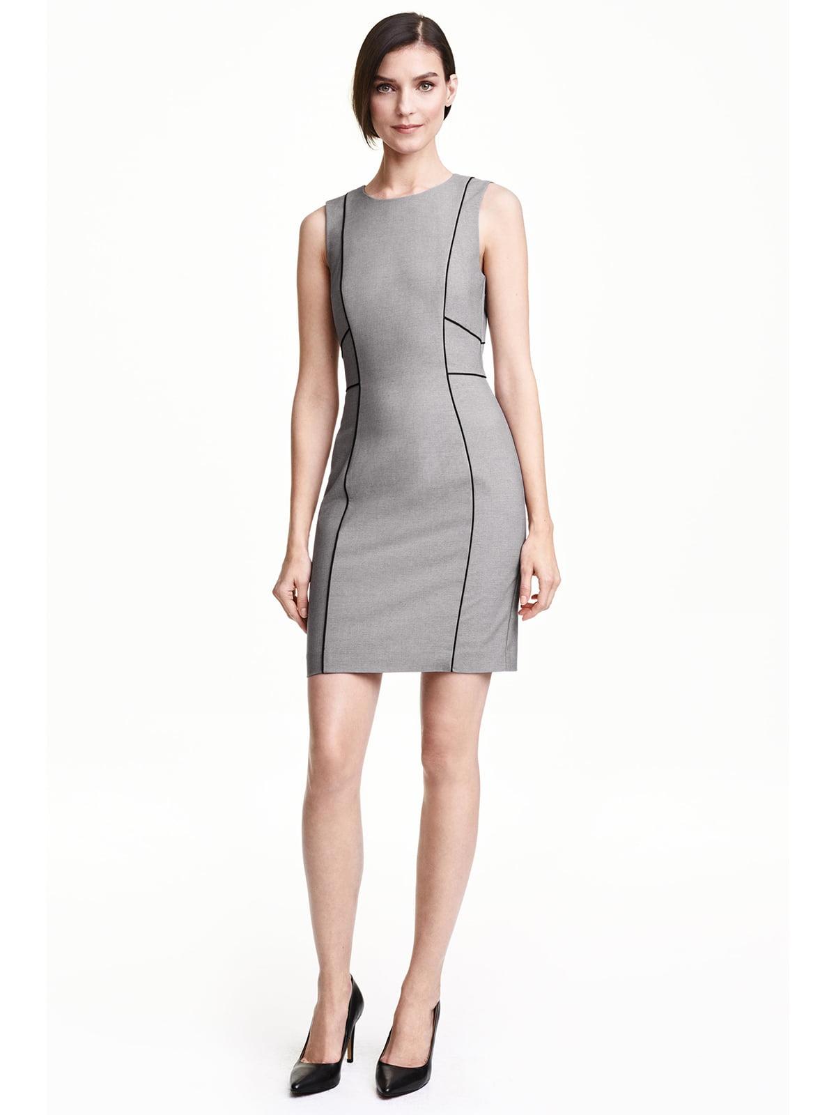 Сукня сіра | 5666953