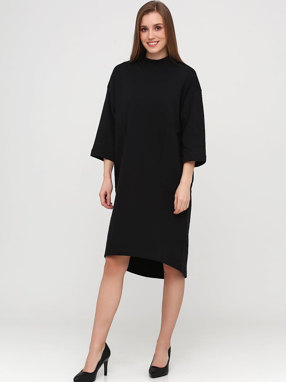 Платье черное | 5667368