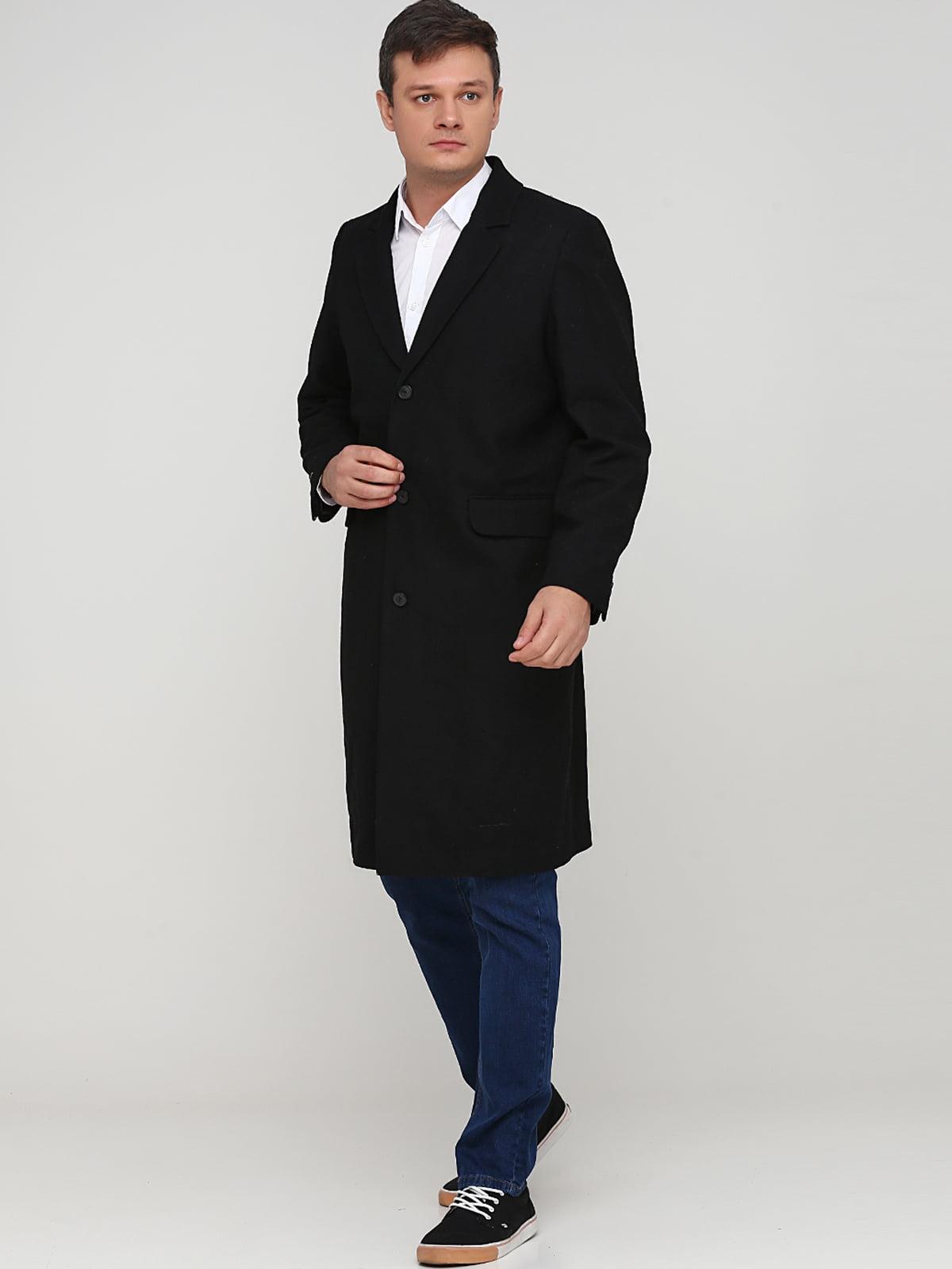Пальто черное | 5667472