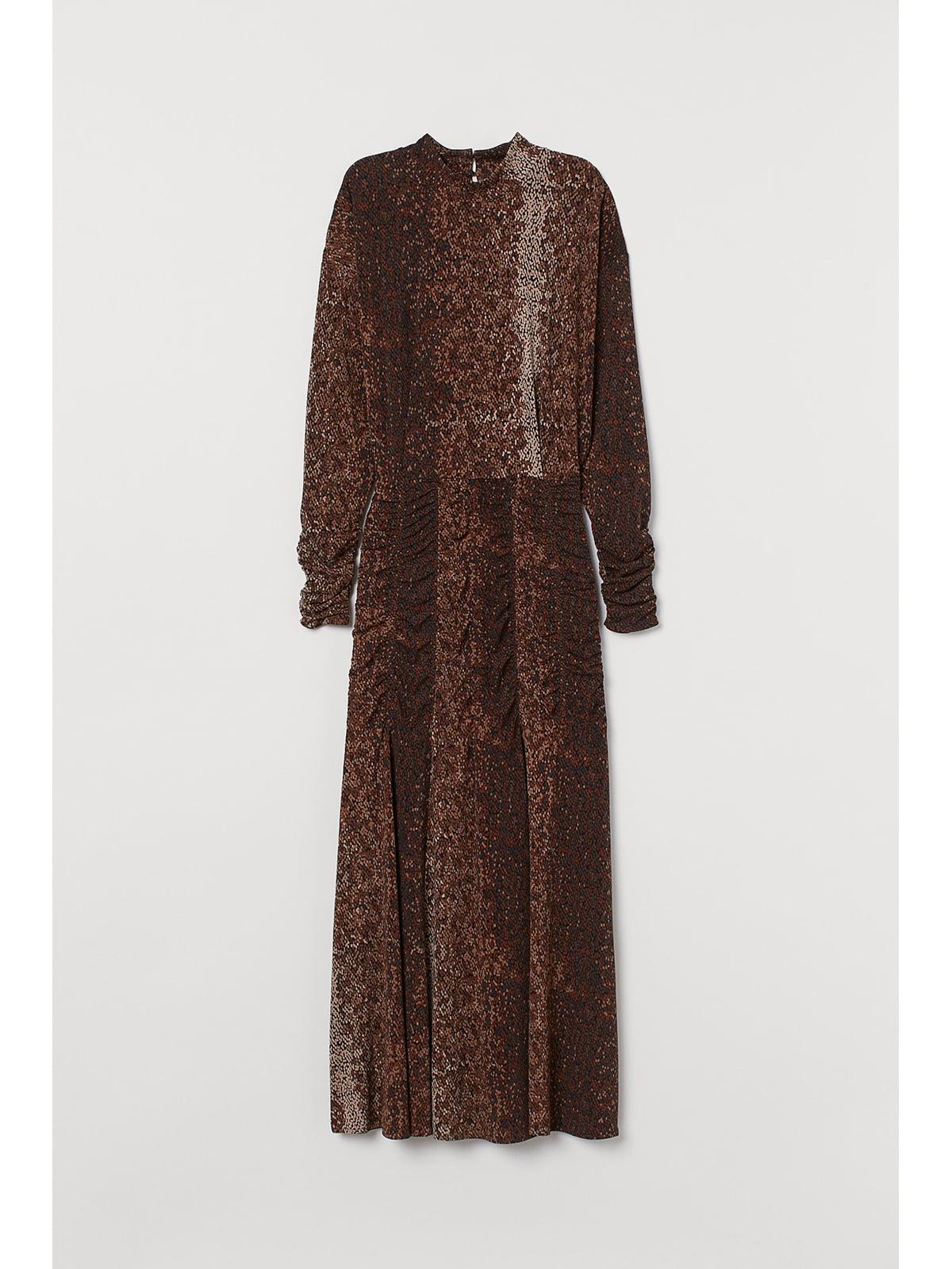 Сукня коричнева | 5667516
