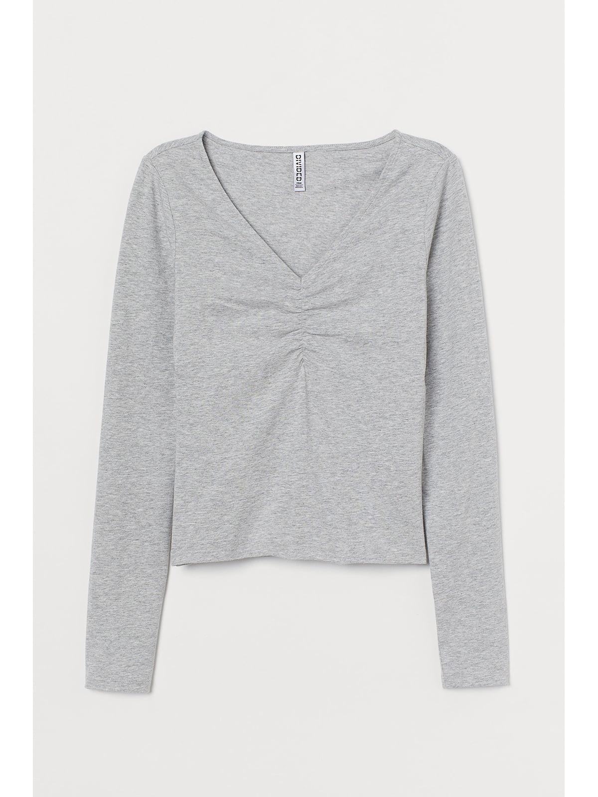 Пуловер сірий | 5667525