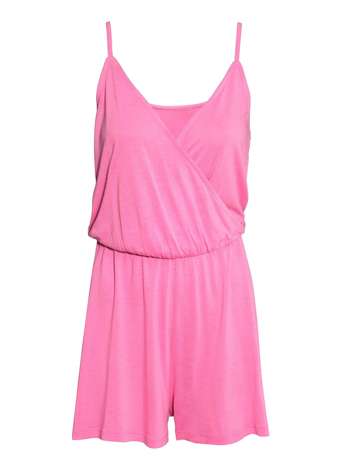 Пижама розовая   5039722
