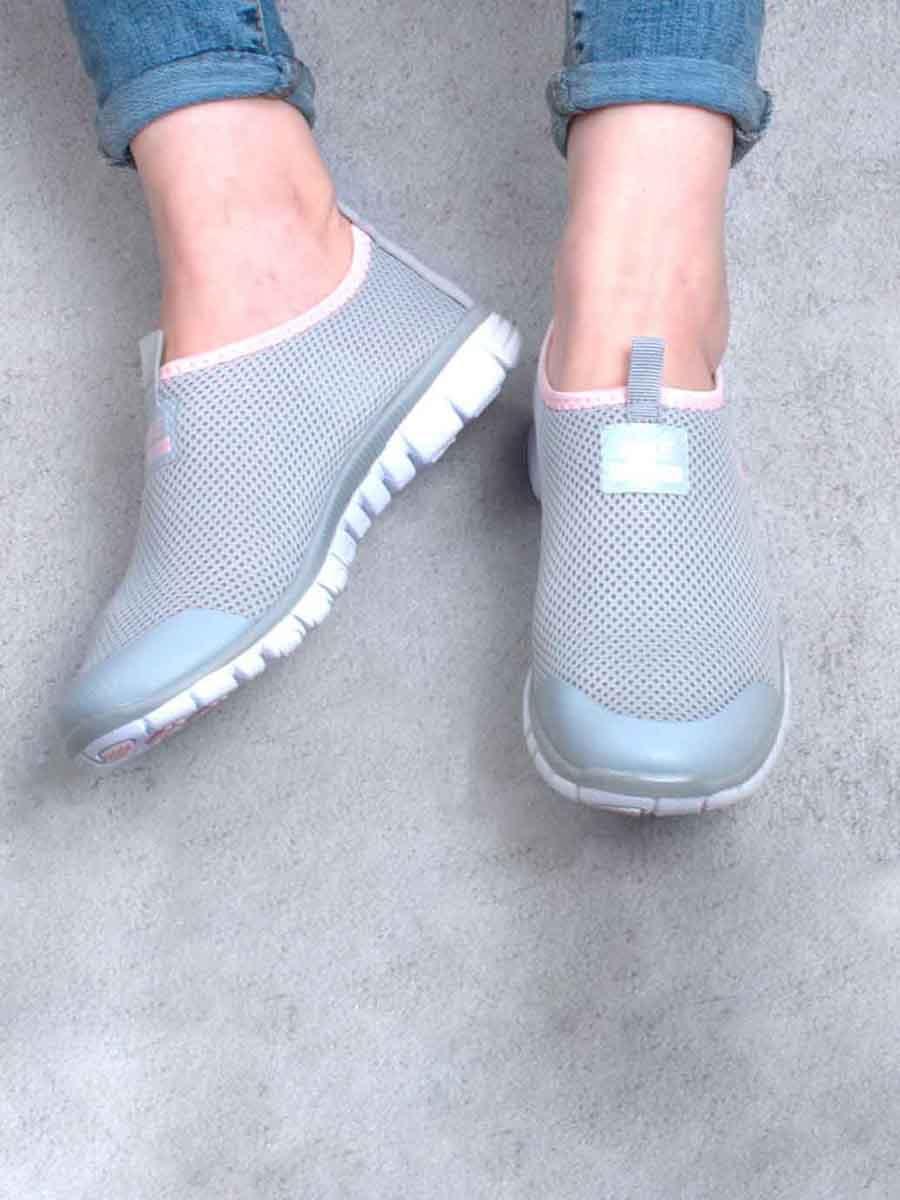 Кросівки сірі | 5676036