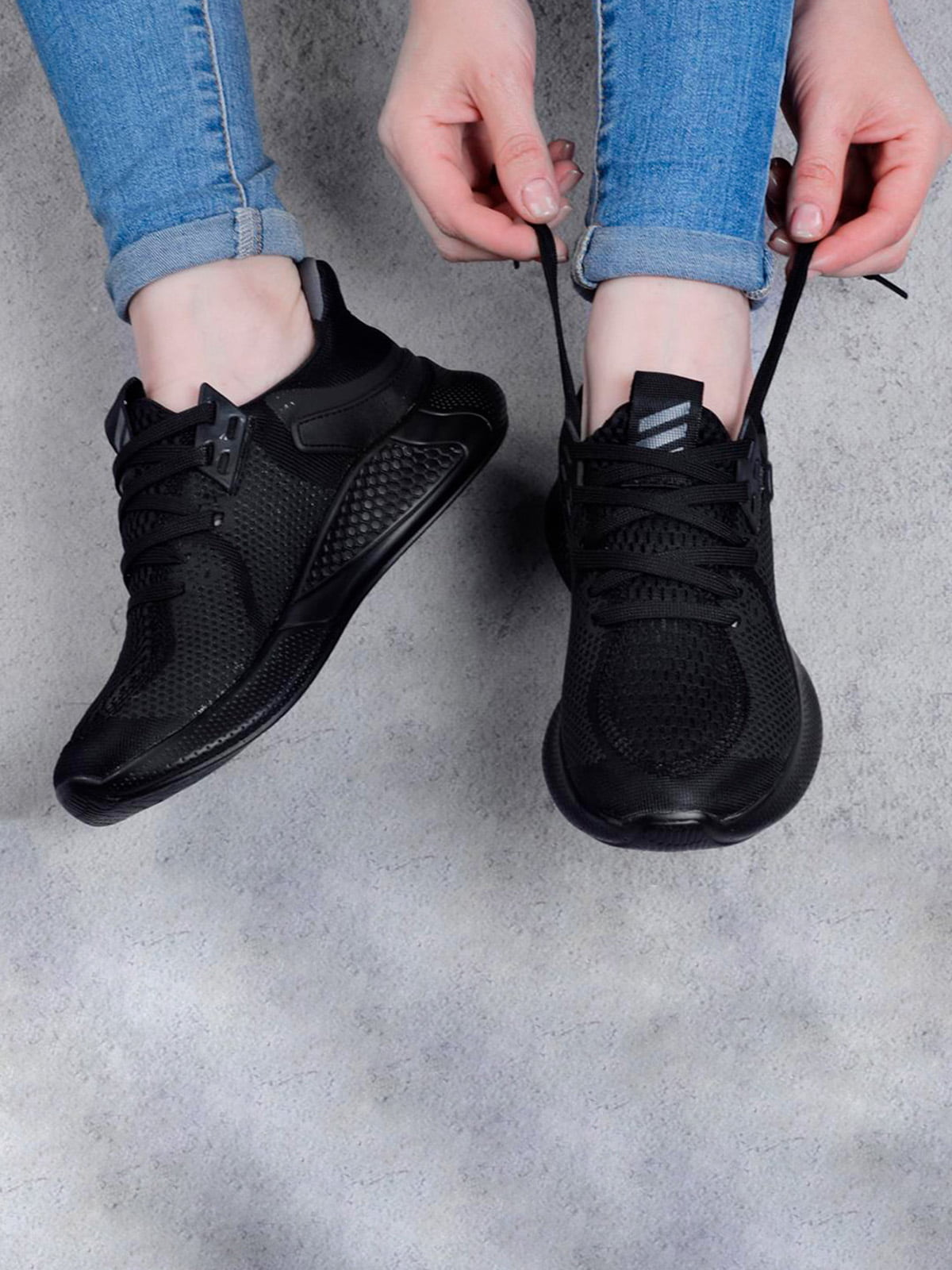 Кросівки чорні | 5643849