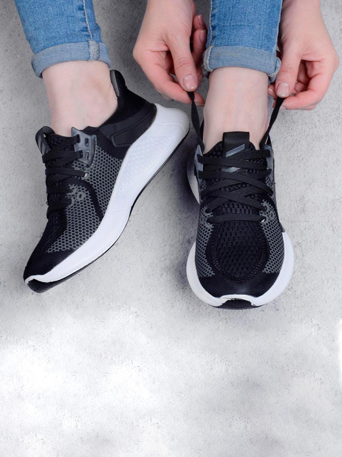 Кросівки чорні | 5643851