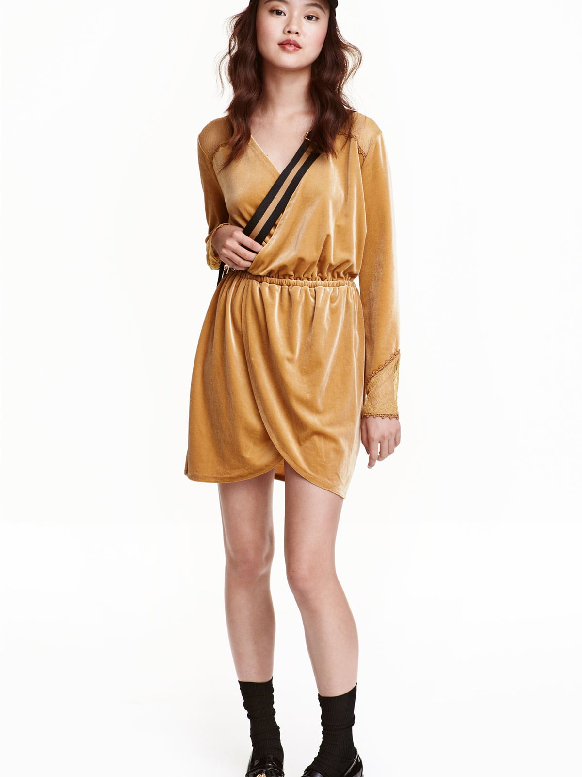 Сукня гірчичного кольору | 5676872