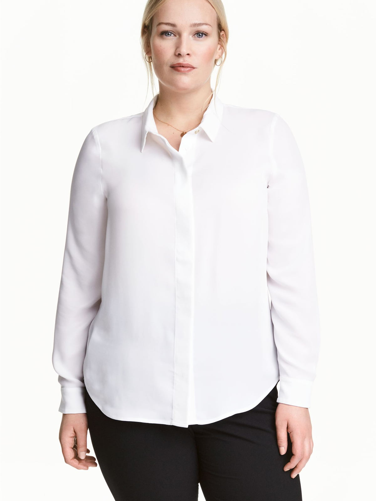 Сорочка біла | 5676940