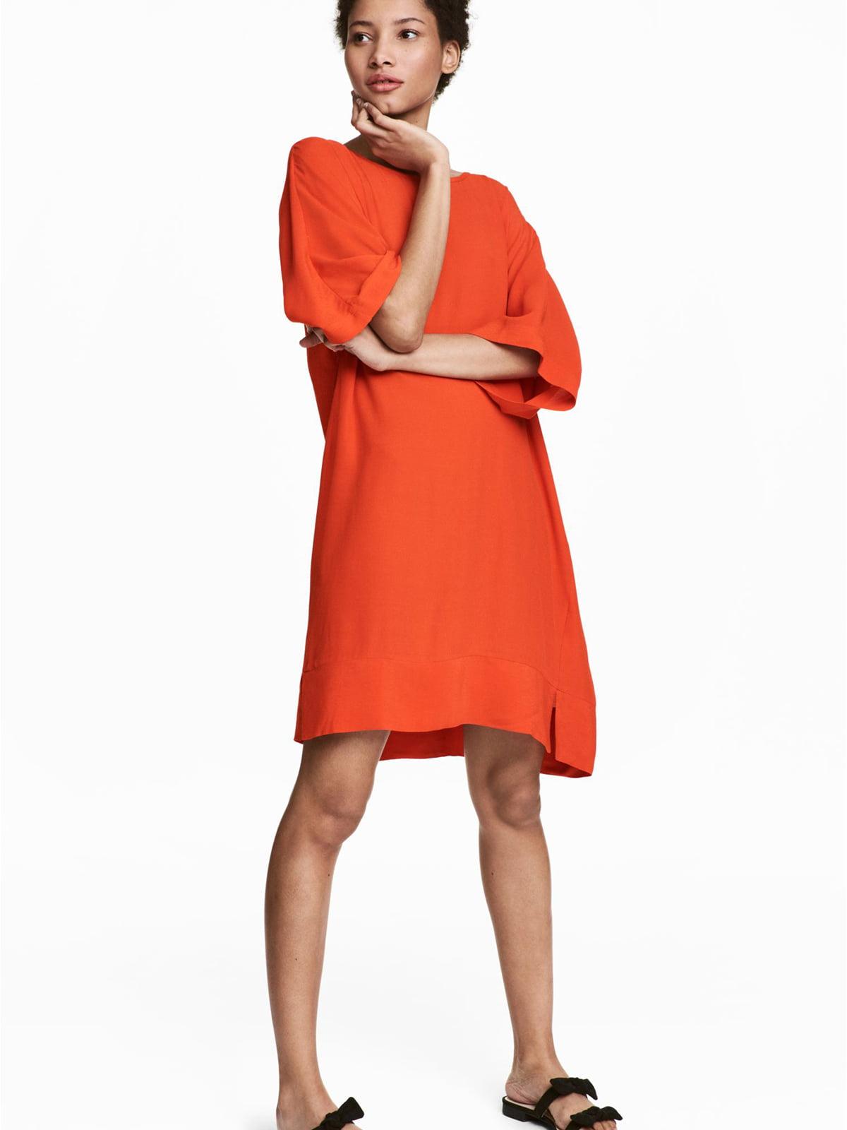 Сукня помаранчева   5677094
