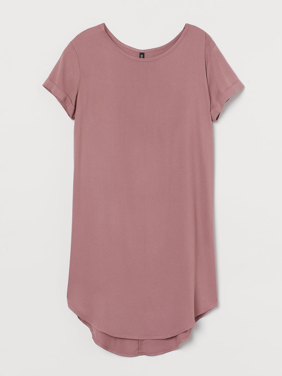 Сукня вінтажно-рожевого кольору | 5677662