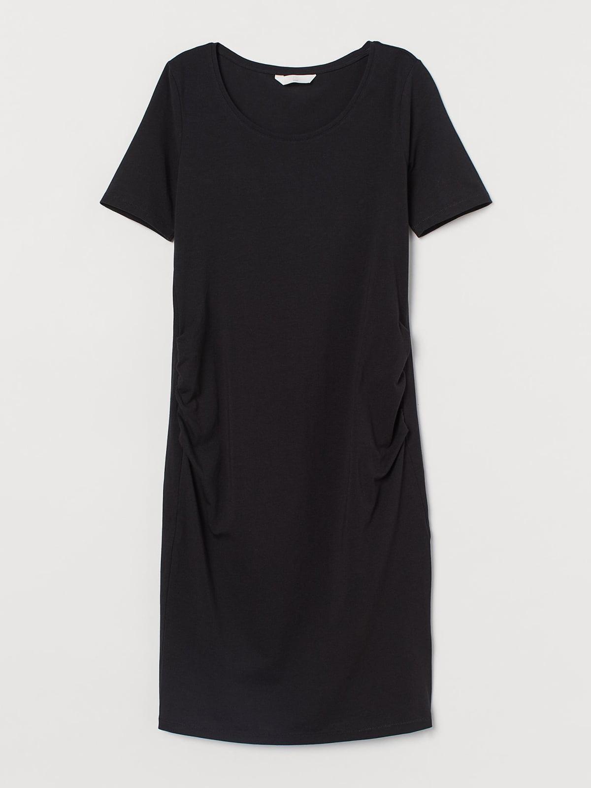 Сукня для вагітних чорна   5677705