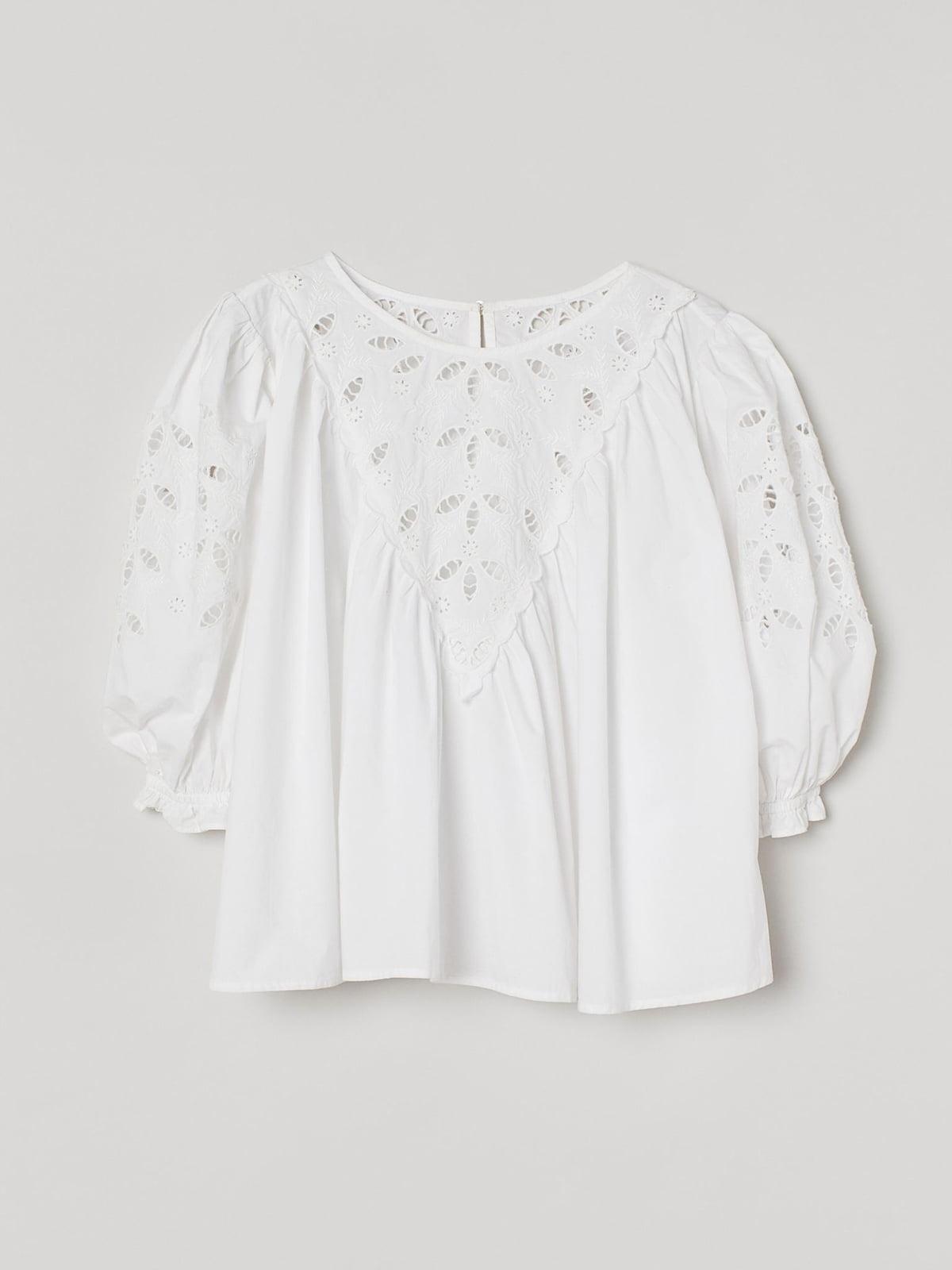 Блуза біла   5677875