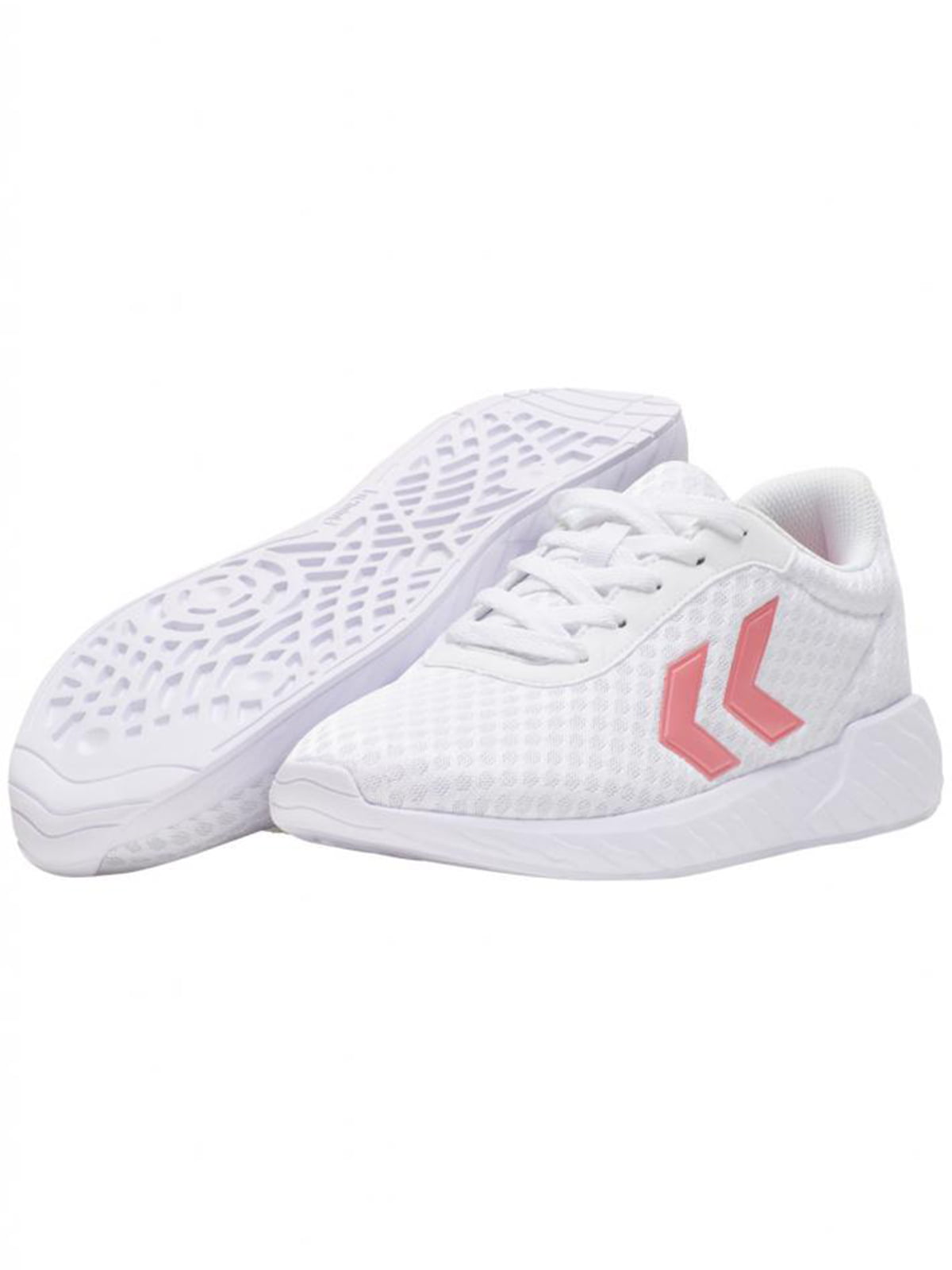 Кросівки білі з логотипом | 5677982