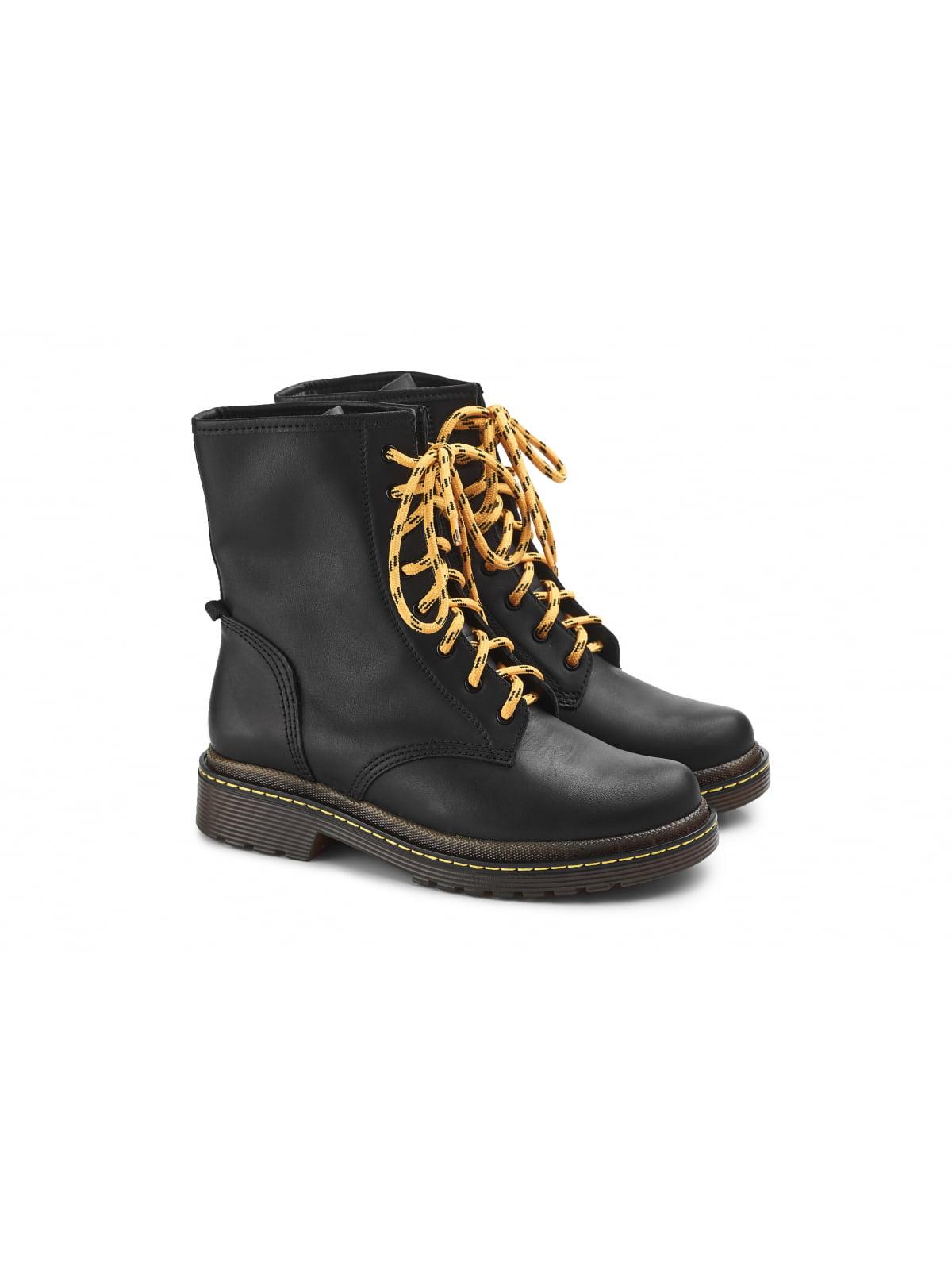 Ботинки черные | 5681968