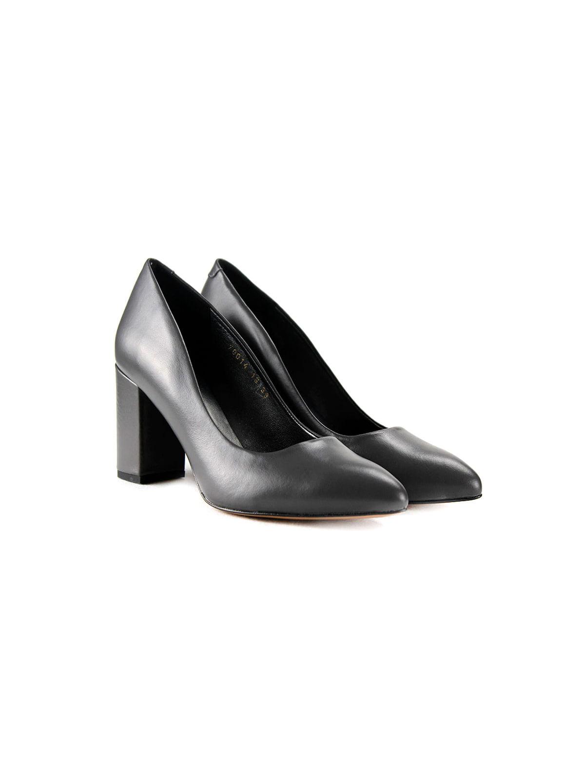 Туфли серые   5681972