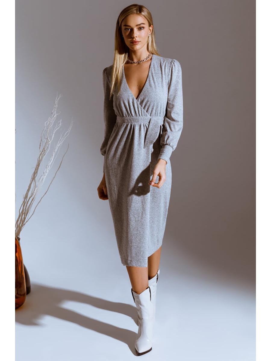 Сукня сіра | 5681853