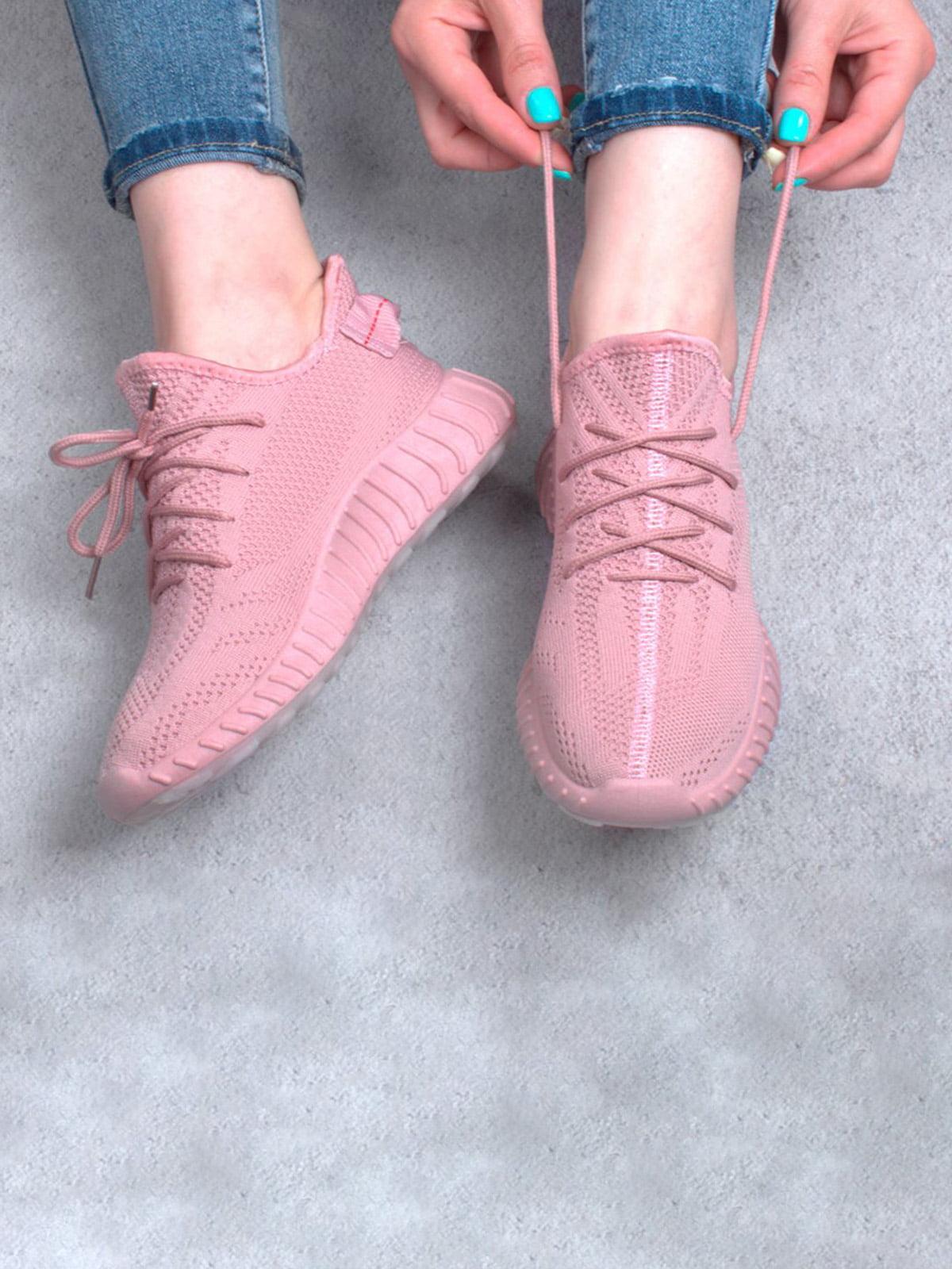 Кросівки рожевого кольору   5644021