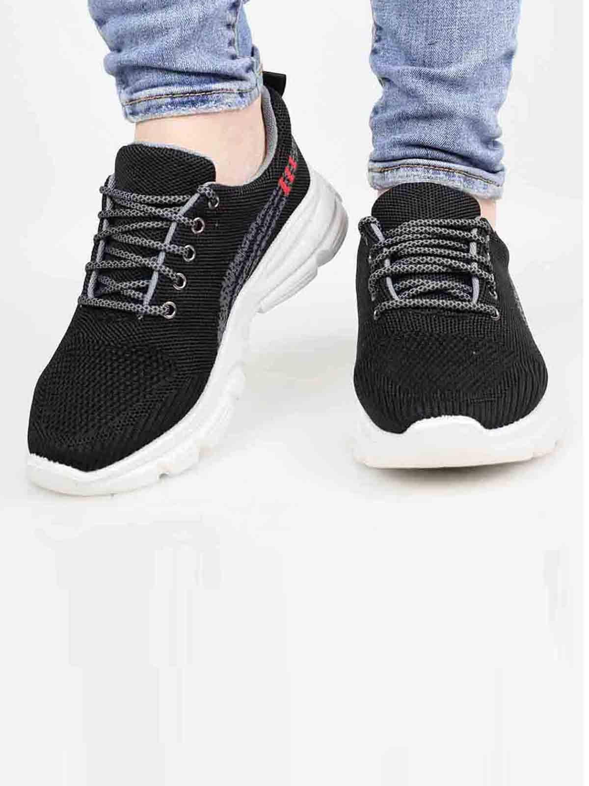 Кросівки чорні | 5645513