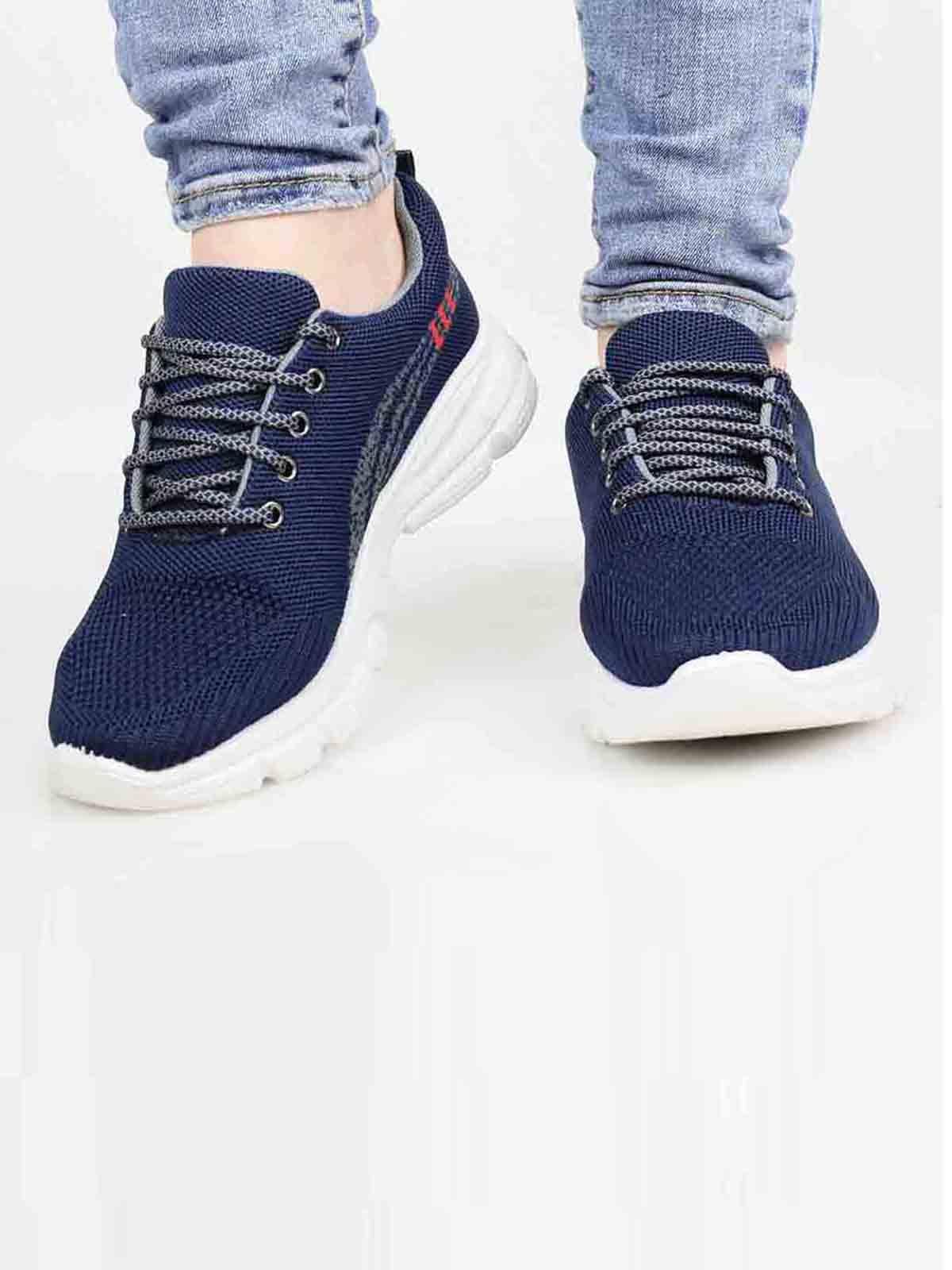 Кросівки сині   5645514