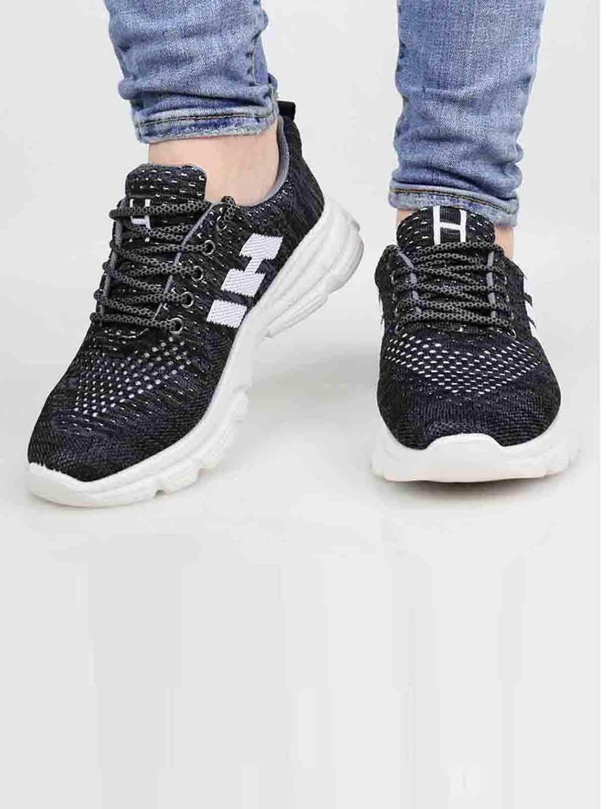 Кроссовки черные | 5645517