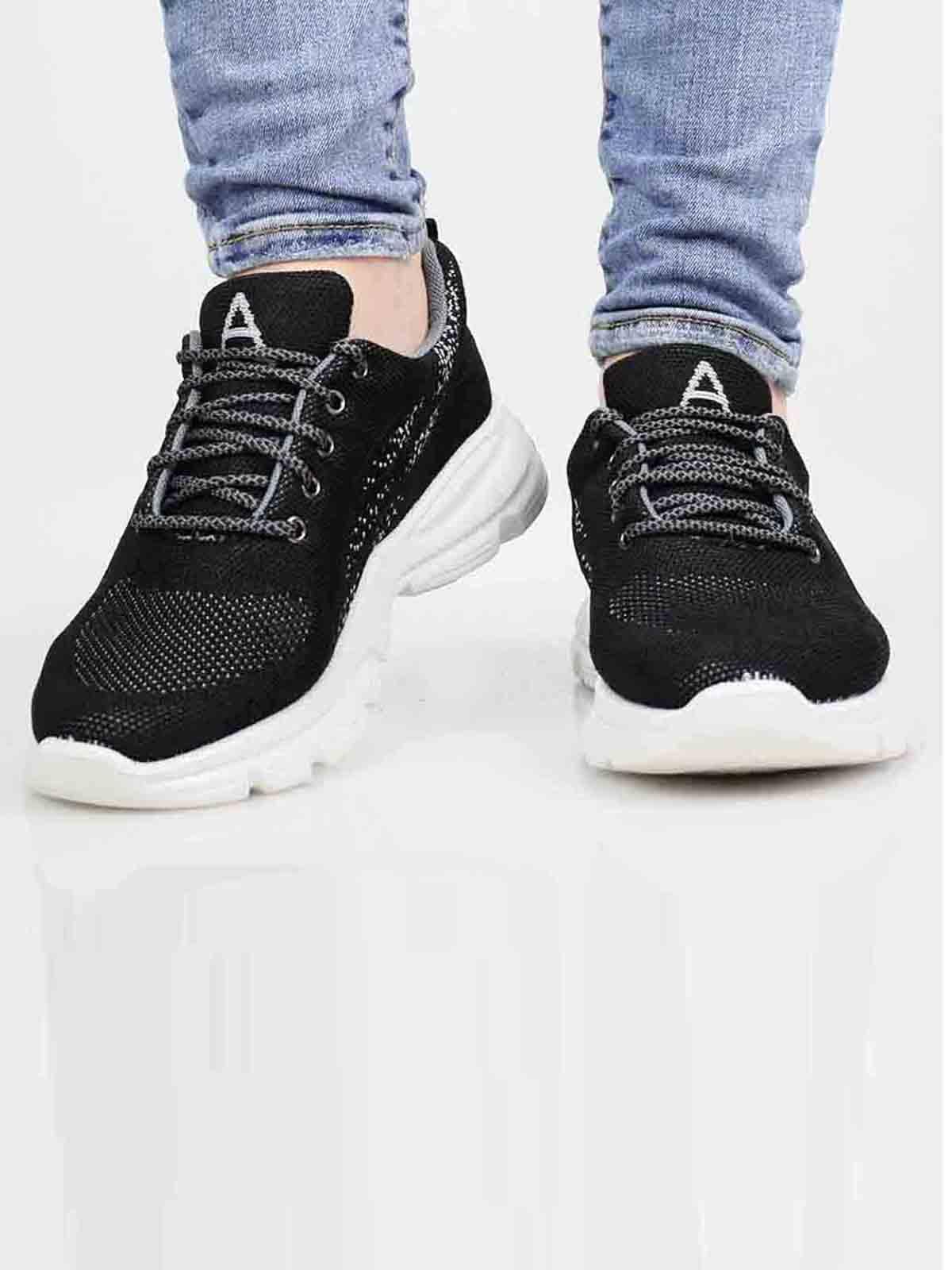Кросівки чорні | 5645524