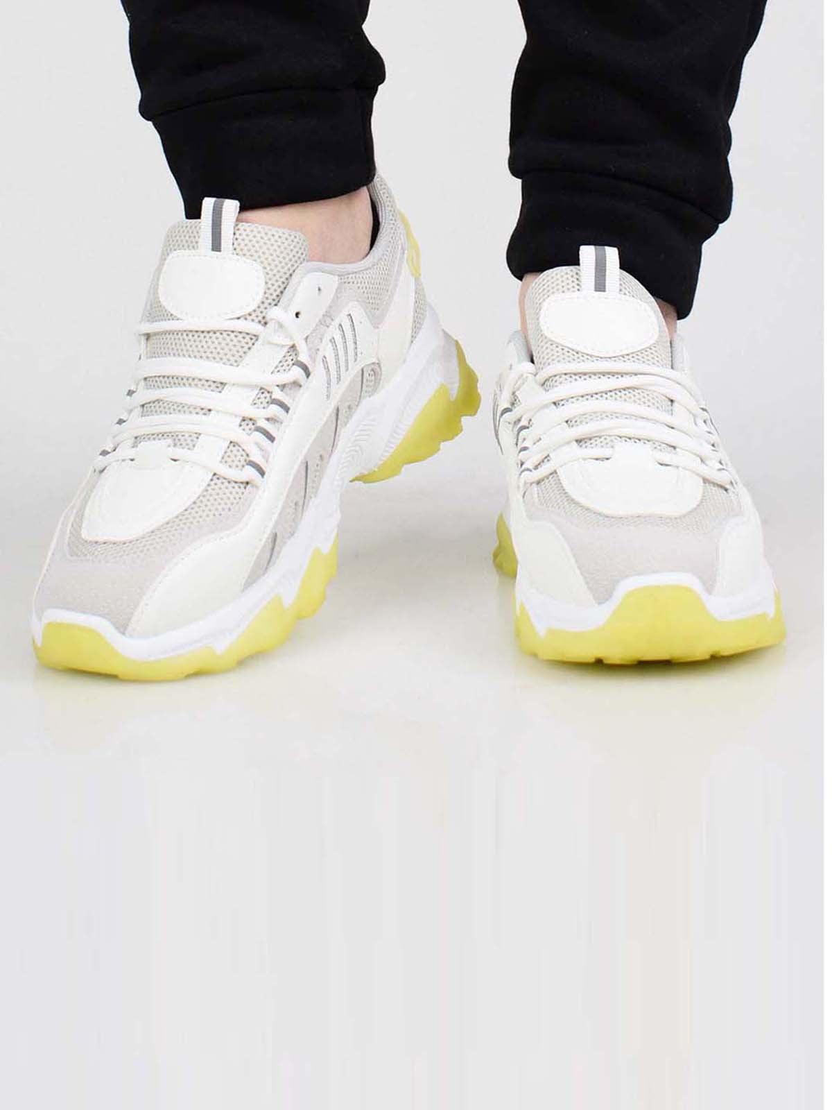 Кросівки білі | 5645590