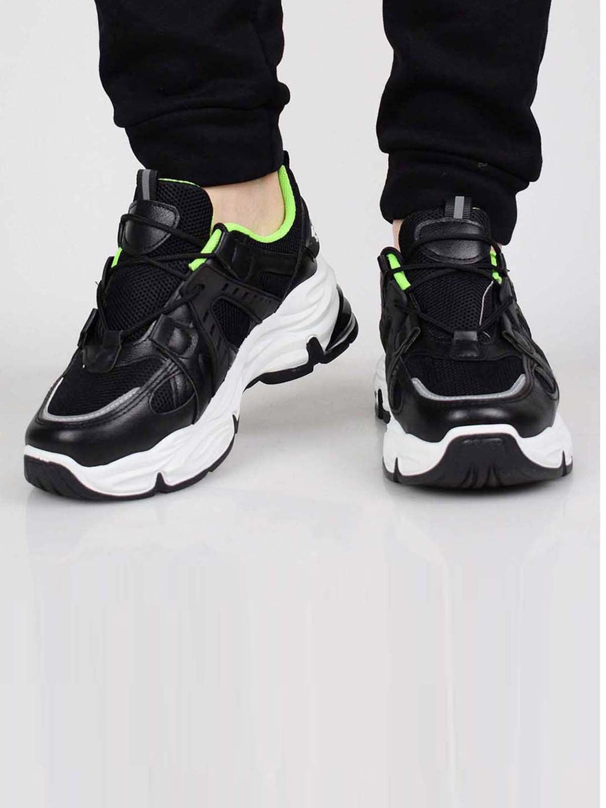 Кроссовки черные | 5645626
