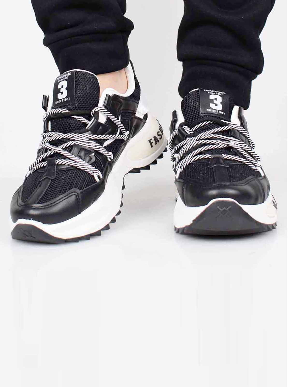 Кросівки чорні | 5645630