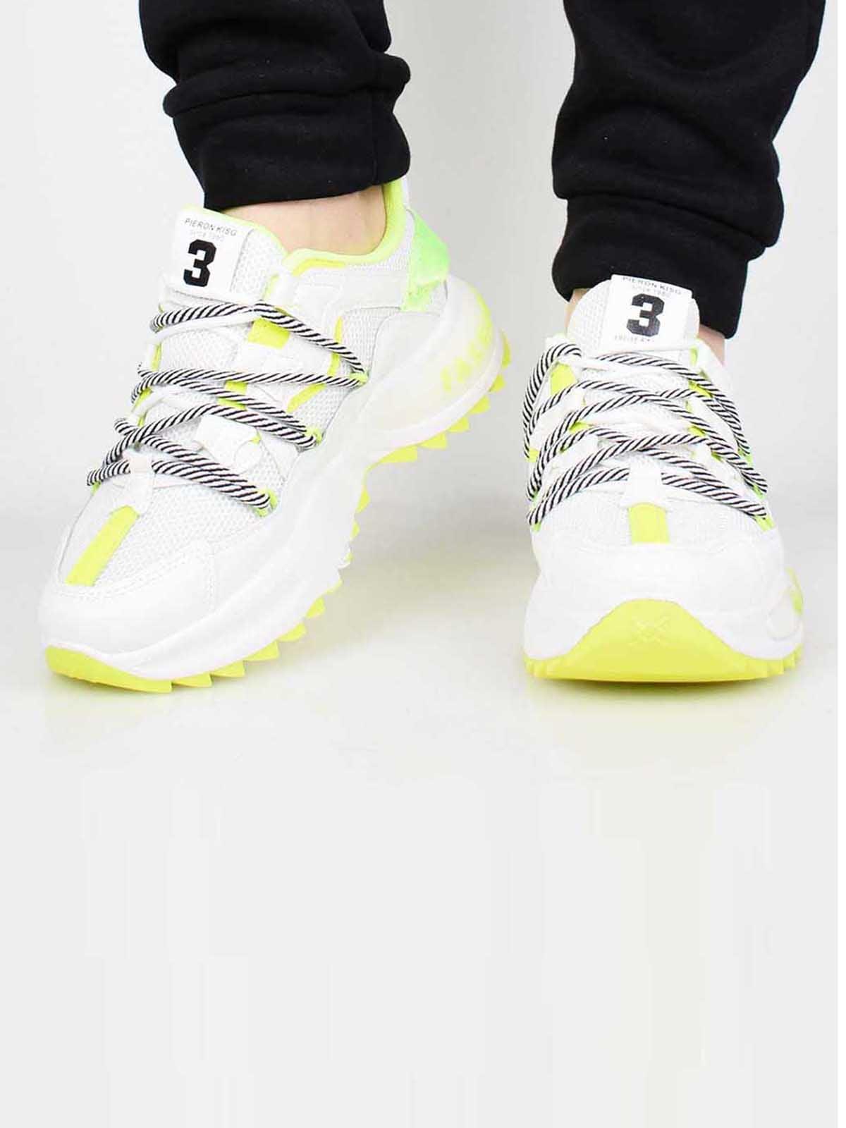 Кросівки білі | 5645633