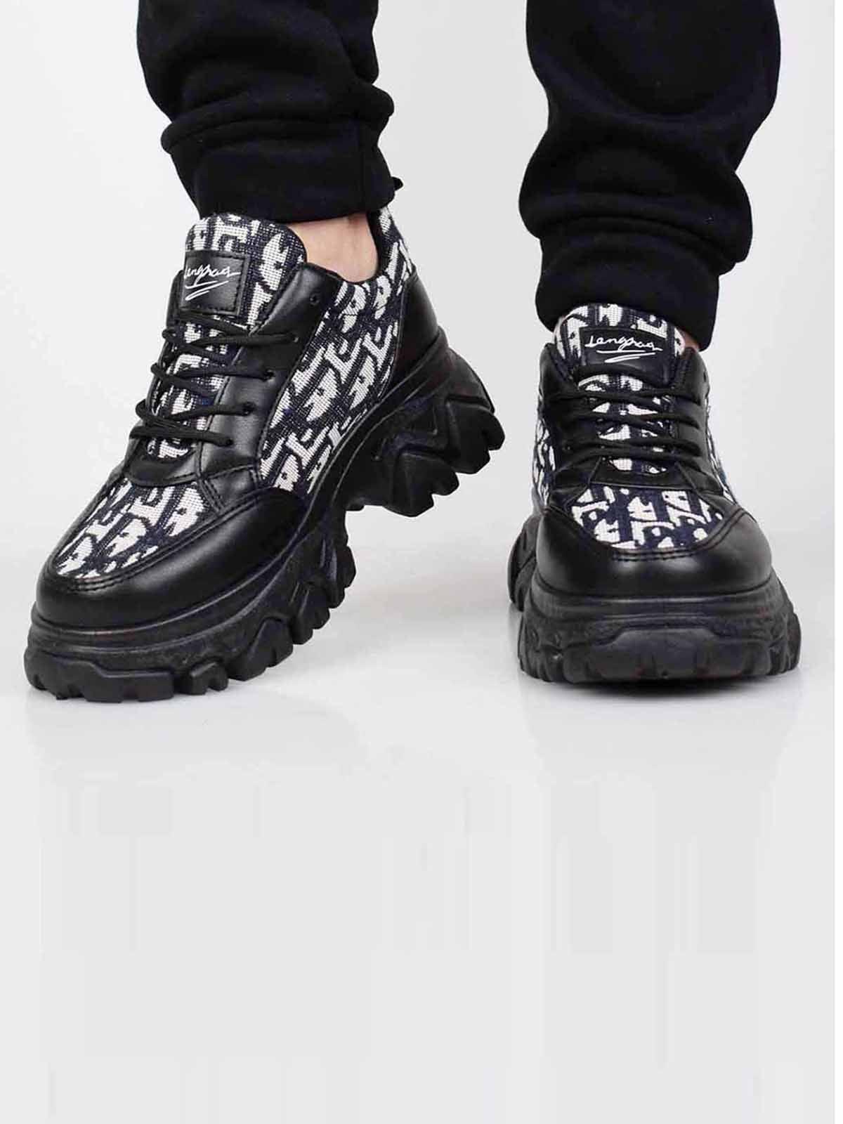 Кроссовки черные | 5645639