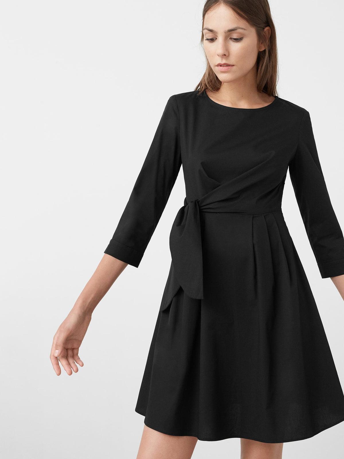 Платье черное | 5233806