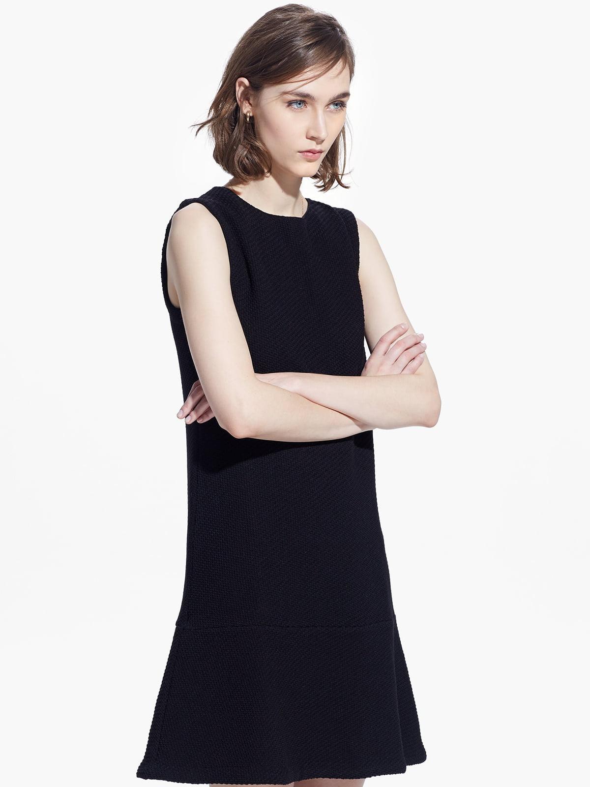 Платье черное   5234179