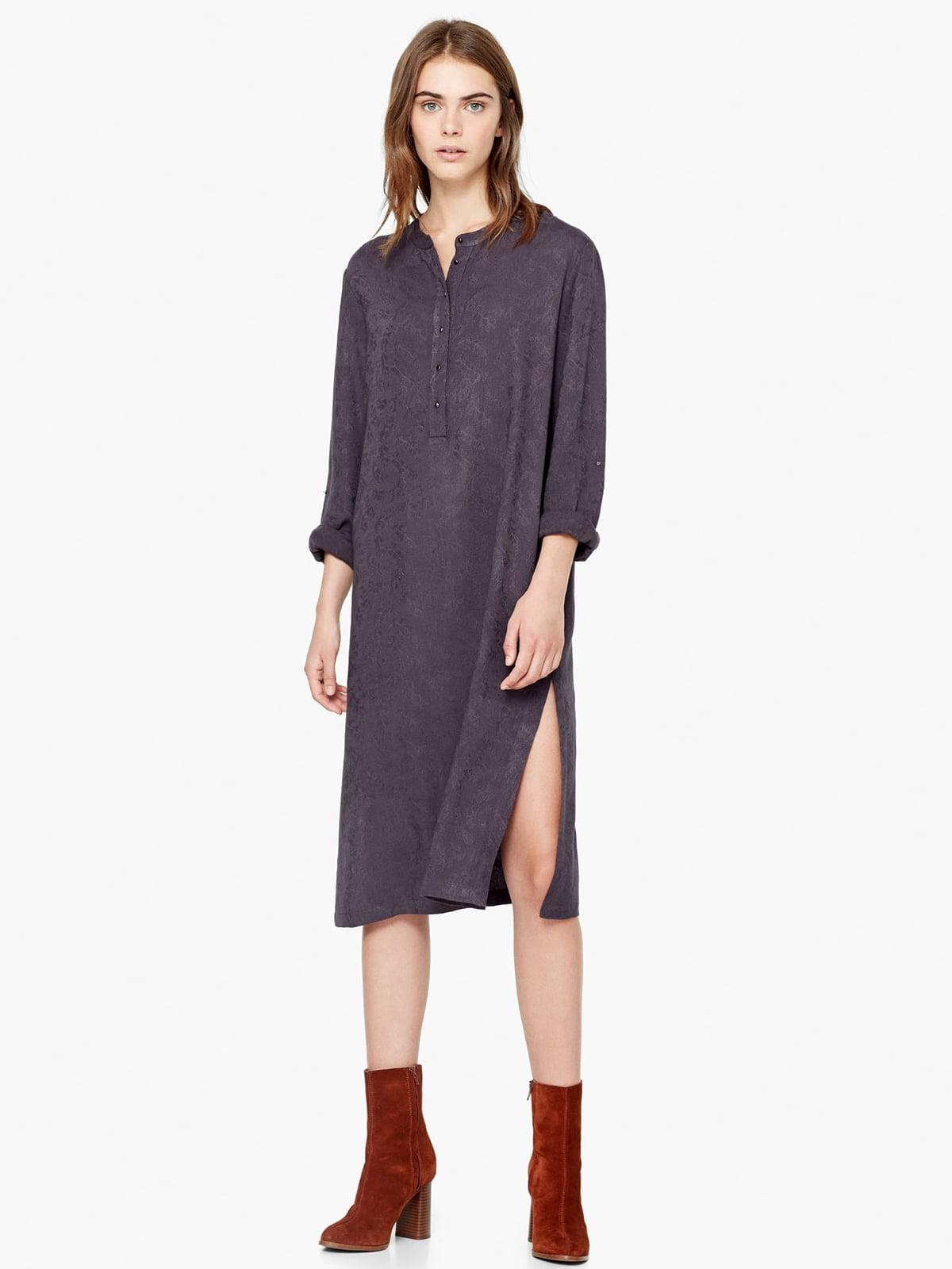 Сукня вугільно-сіру   5669010